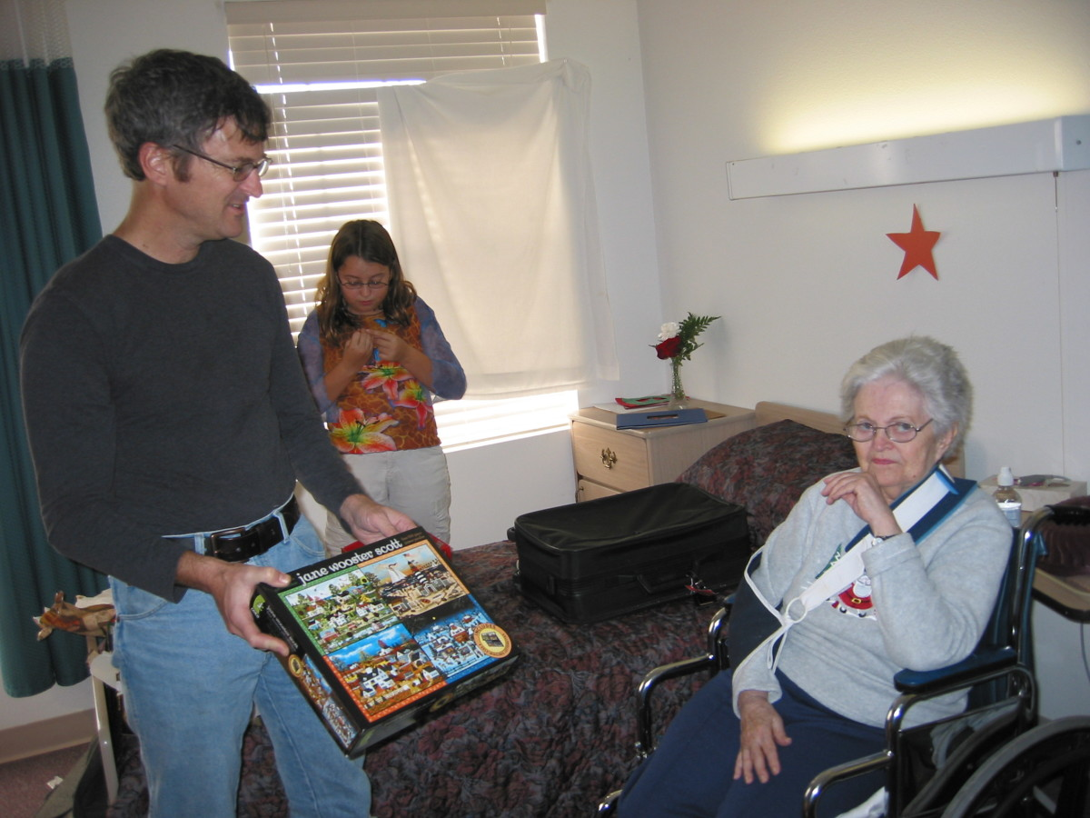 Nursing Home Care may be best choice if your loved one needs regular medical attention.