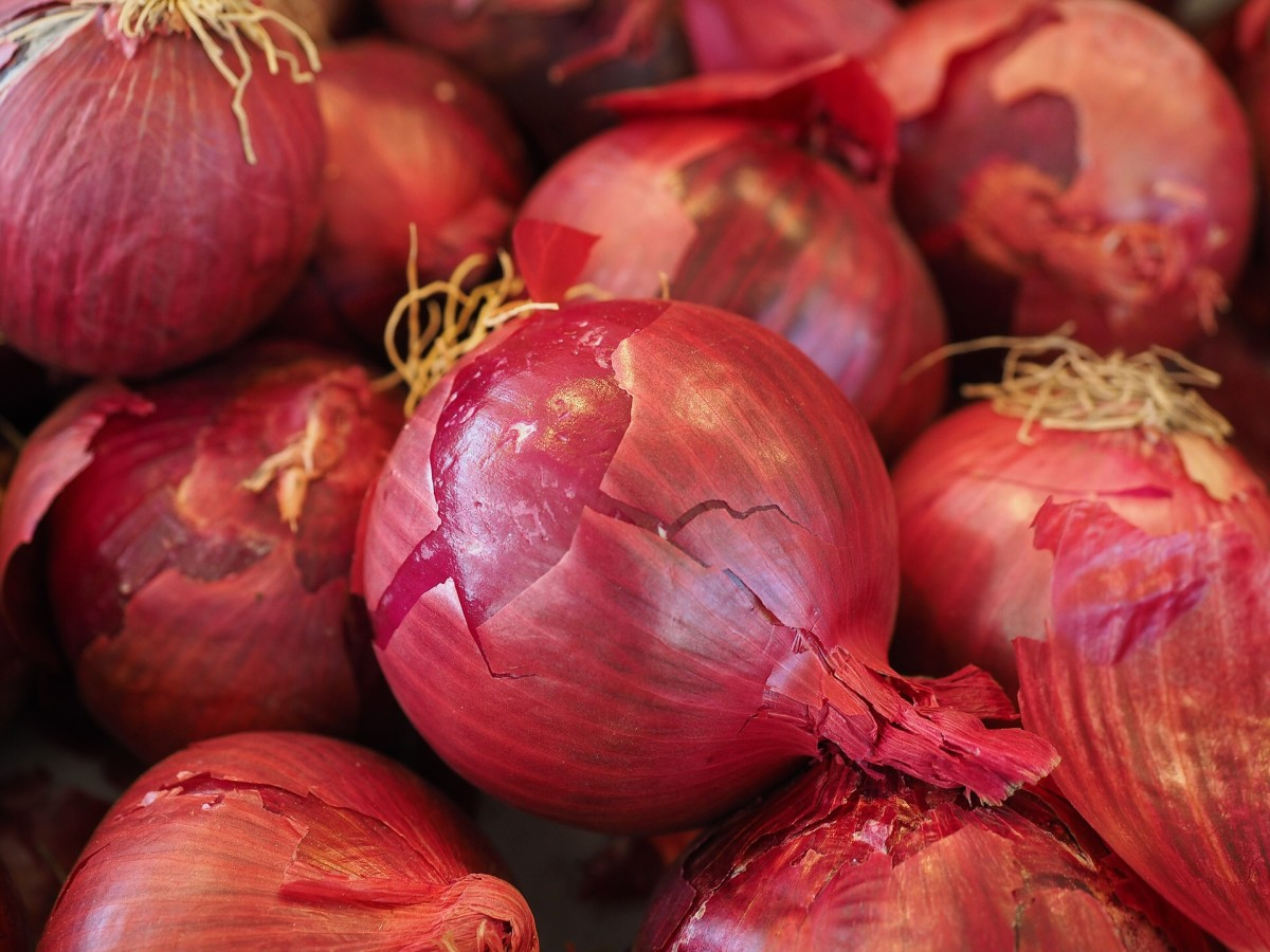 Onions can be problematic for GERD sufferers.