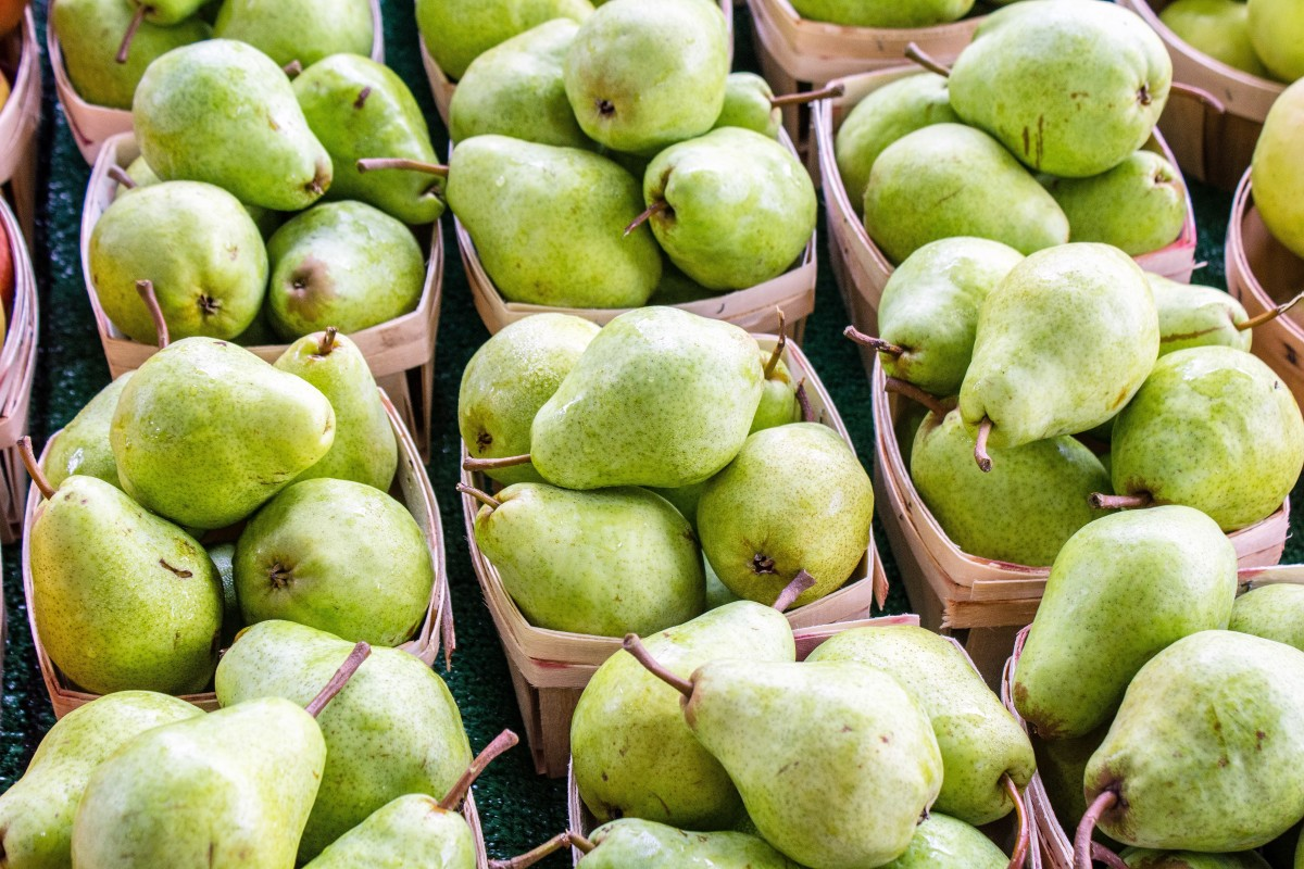 Pears are rich in soluble fiber, which may reduce the incidence of asthma attacks.