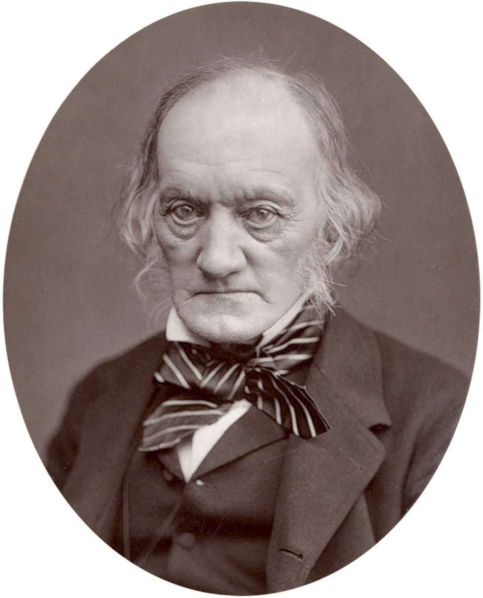 Richard Owen (1804-1892) discovered the parathyroid glands by dissecting a dead rhinoceros.
