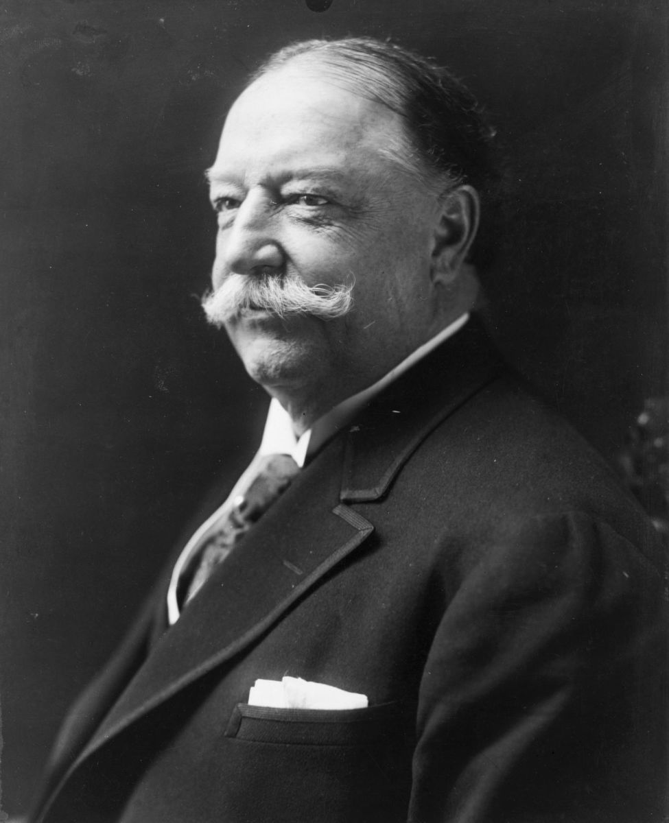 William Howard Taft, the 27th president of the United States and the 10th chief justice of the U.S. Supreme Court, suffered from severe sleep apnea. This led to continuous exhaustion, some confusion, and other problems.