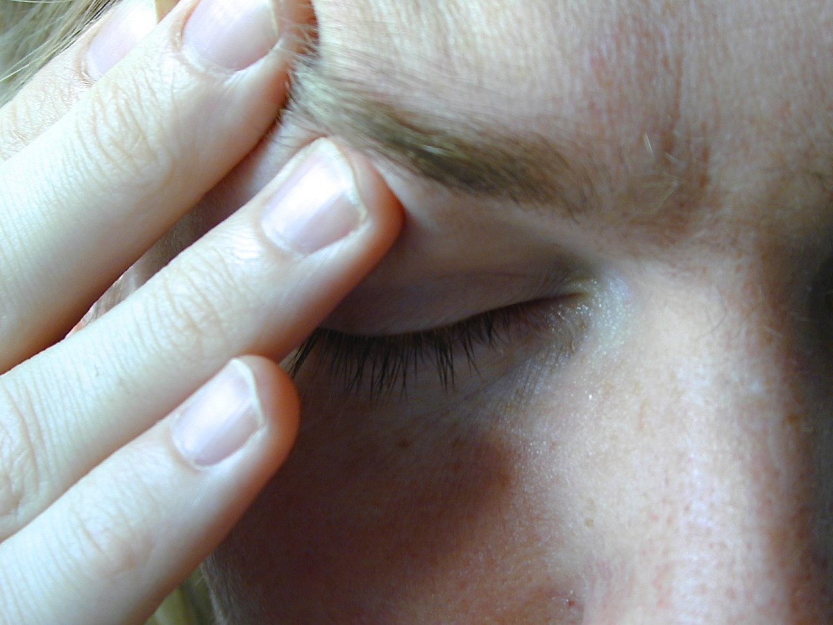 A doctor and a patient need to work together to find help for migraines.
