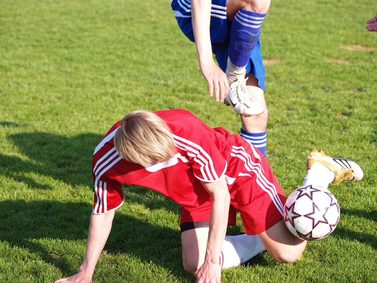 Meniscus tears are common sports injuries.