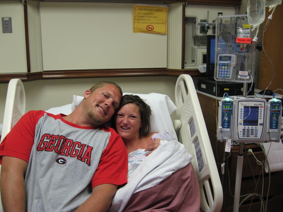 My son-in-law had his share of knee injuries from playing college football.