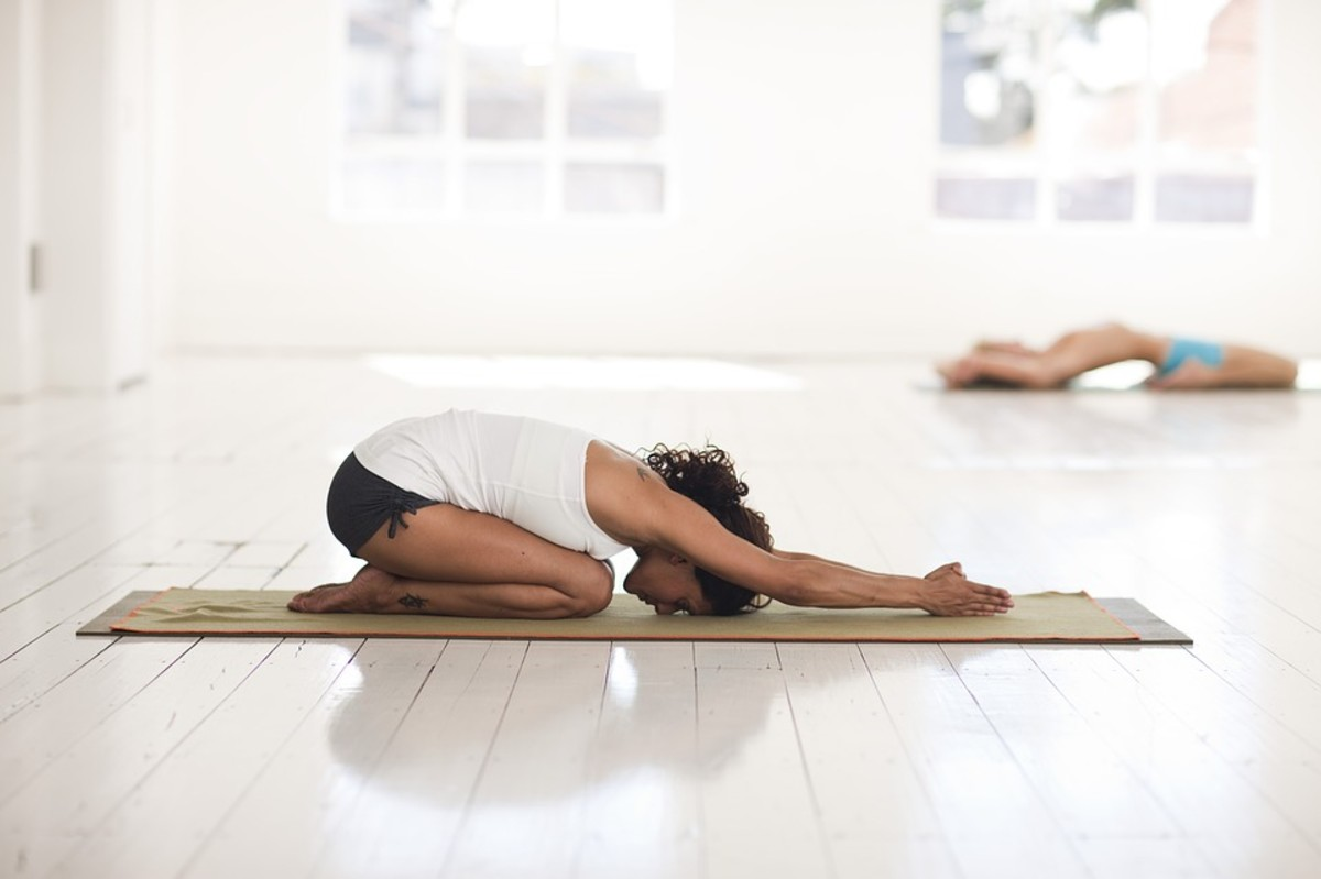 Gentle yoga, meditation, and breathing exercises can help reduce migraines by promoting regular blood flow.