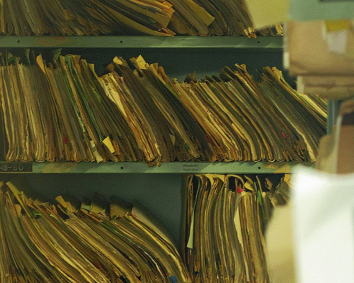 Patients have the right to examine their health care records unless restricted by law.