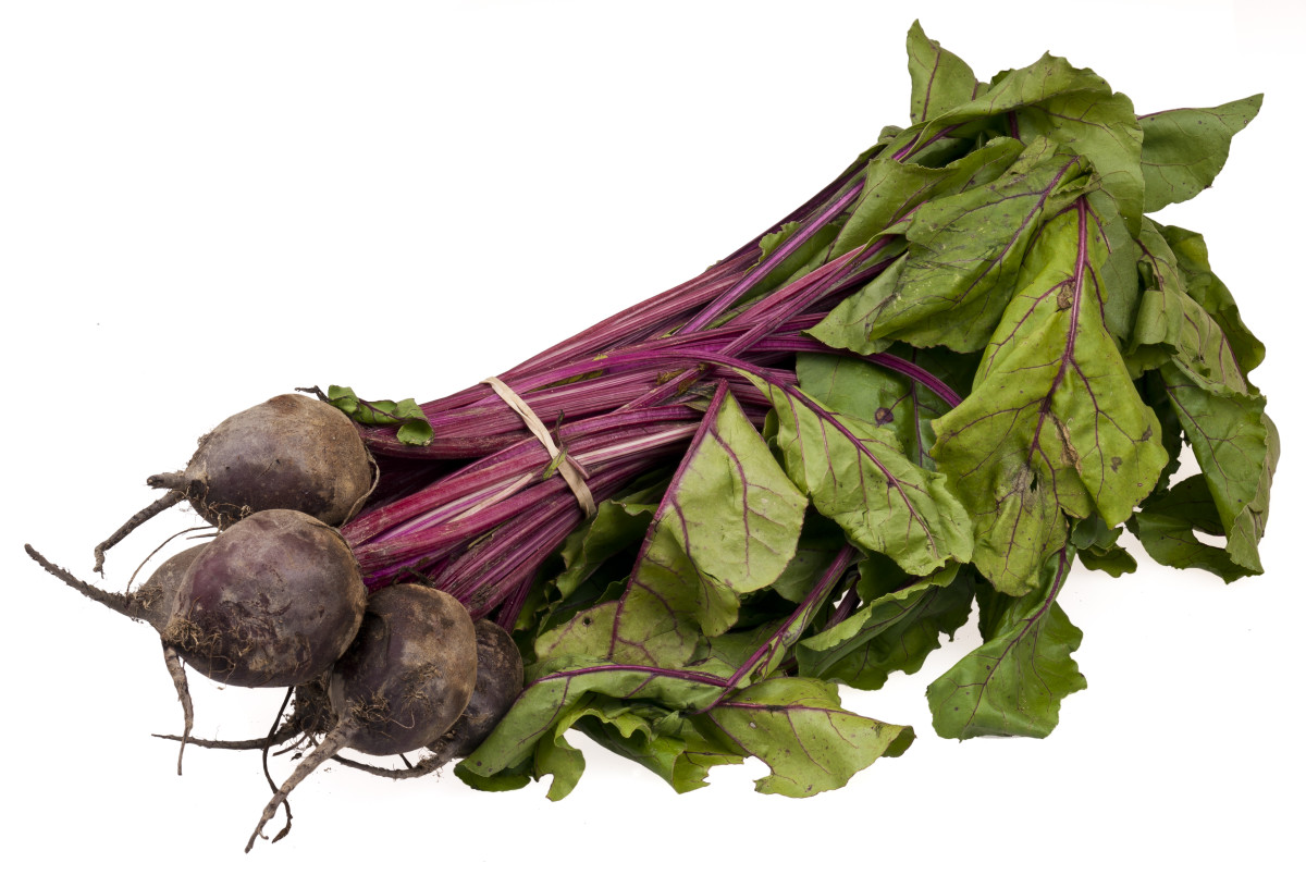 Eating lots of beets can stain your stool blood red.