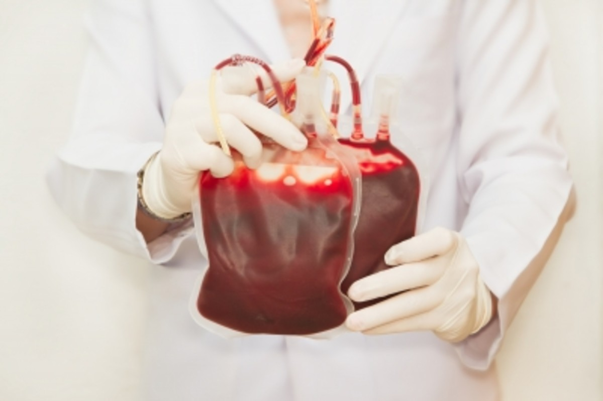 how to get rid of blood phobia