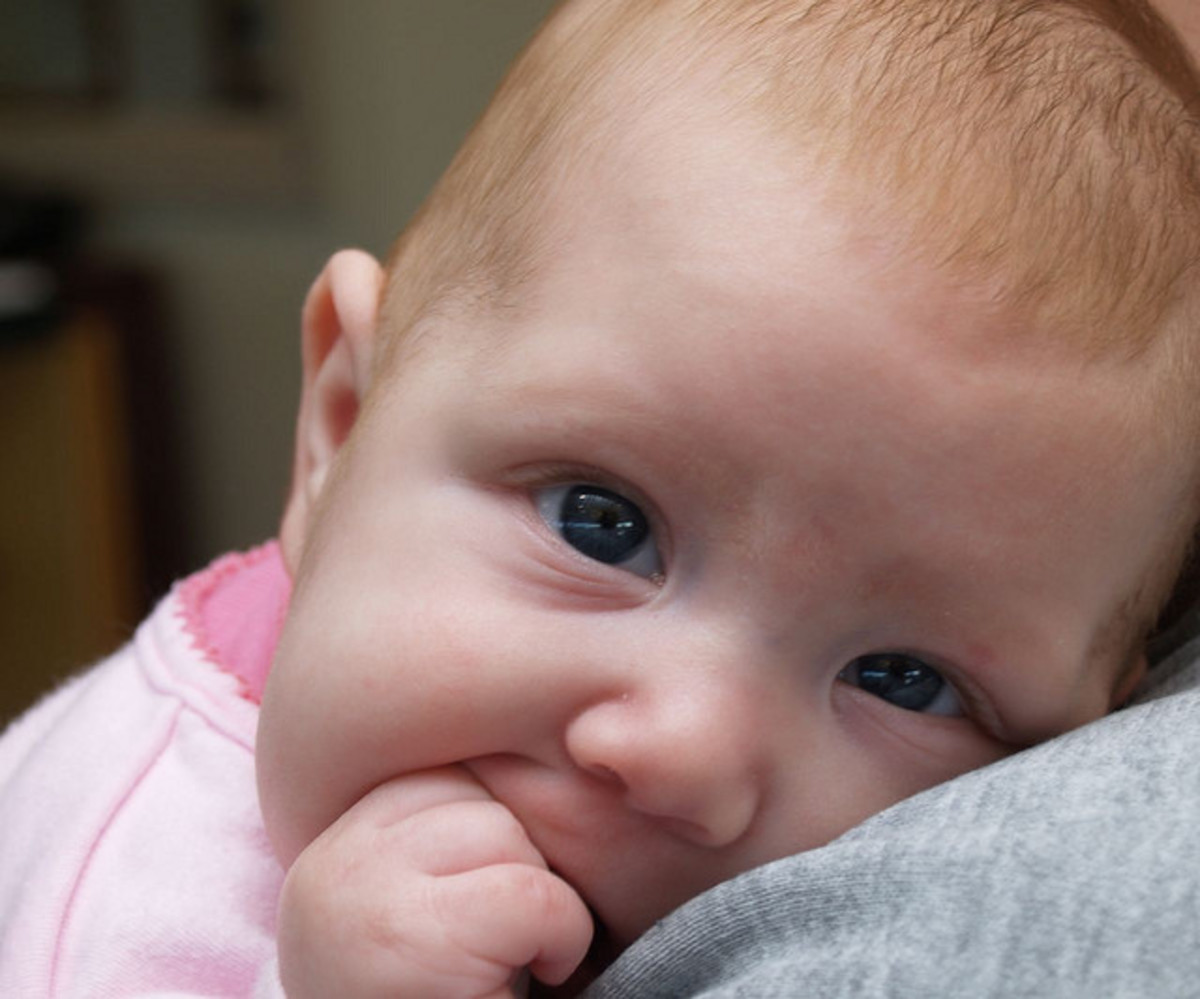 Whooping Cough in Infants