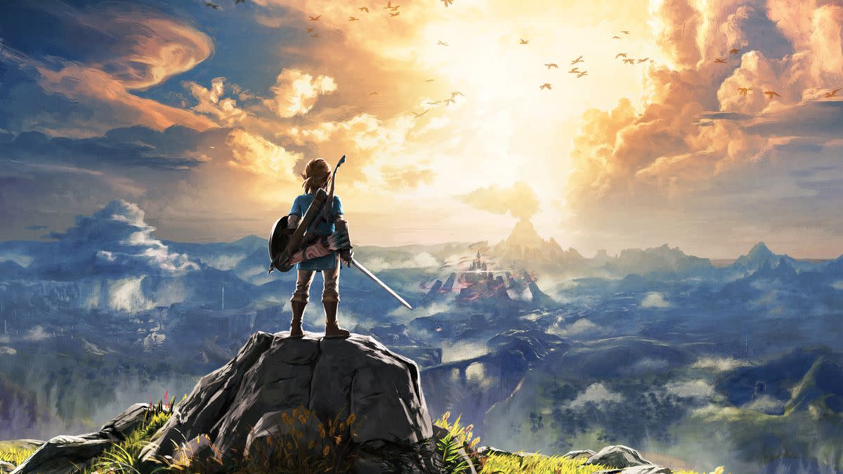 """The Legend of Zelda: Breath of the Wild"""