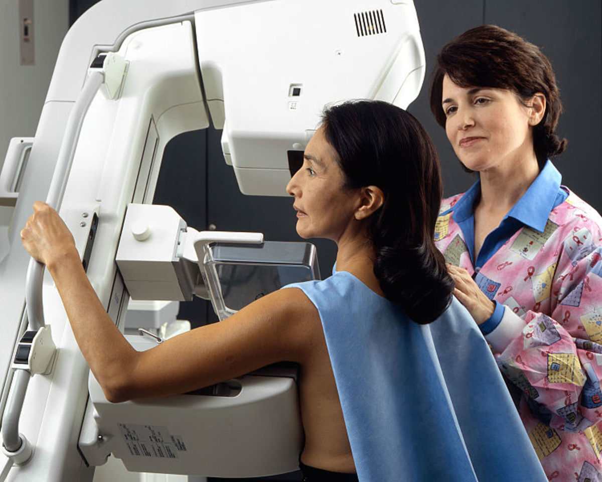 Mammograms can be lifesaving as they help to identify suspicious microcalcifications and breast cancers like DCIS at their earliest stage.