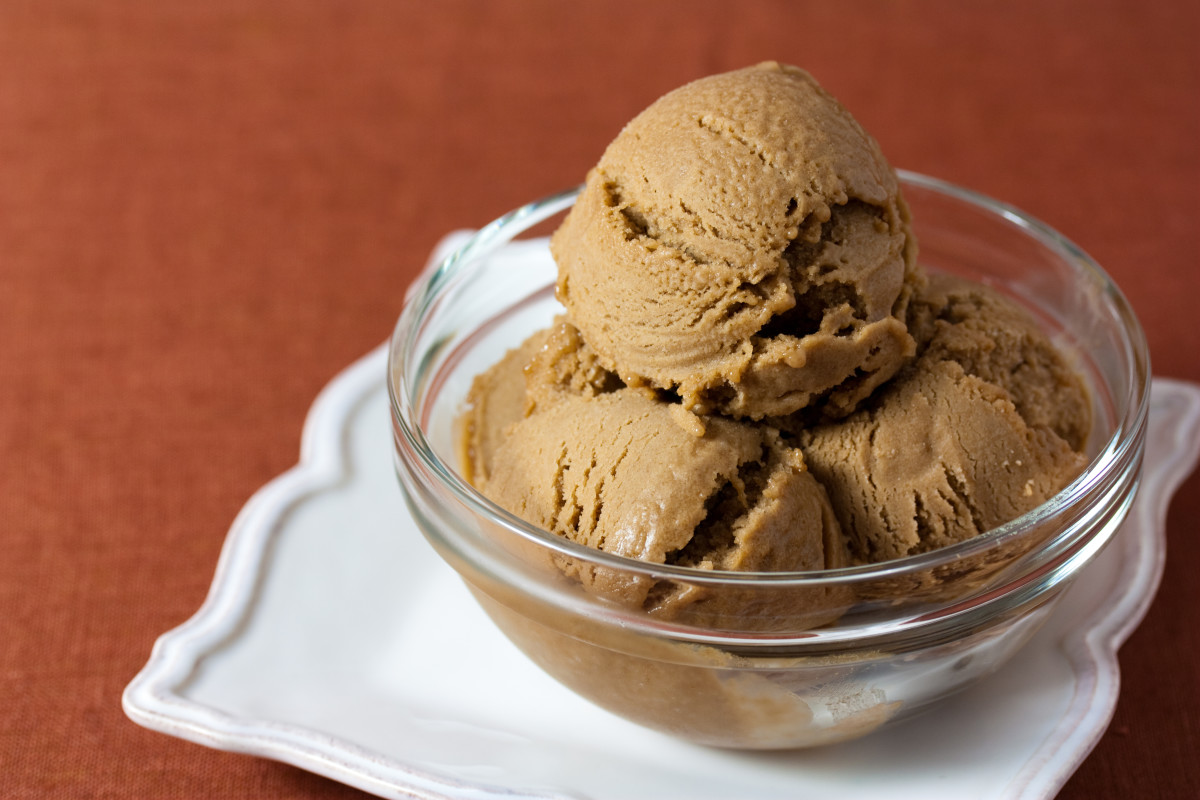 Ice cream (without nuts or other hard inclusions) or frozen yogurt is delicious and soothing after oral surgery.