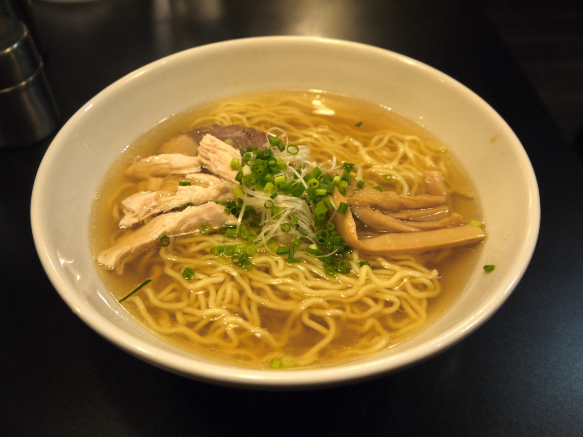Ramen soups with broth can be dressed up with meat or vegetable additions. Remember to prepare every soft!