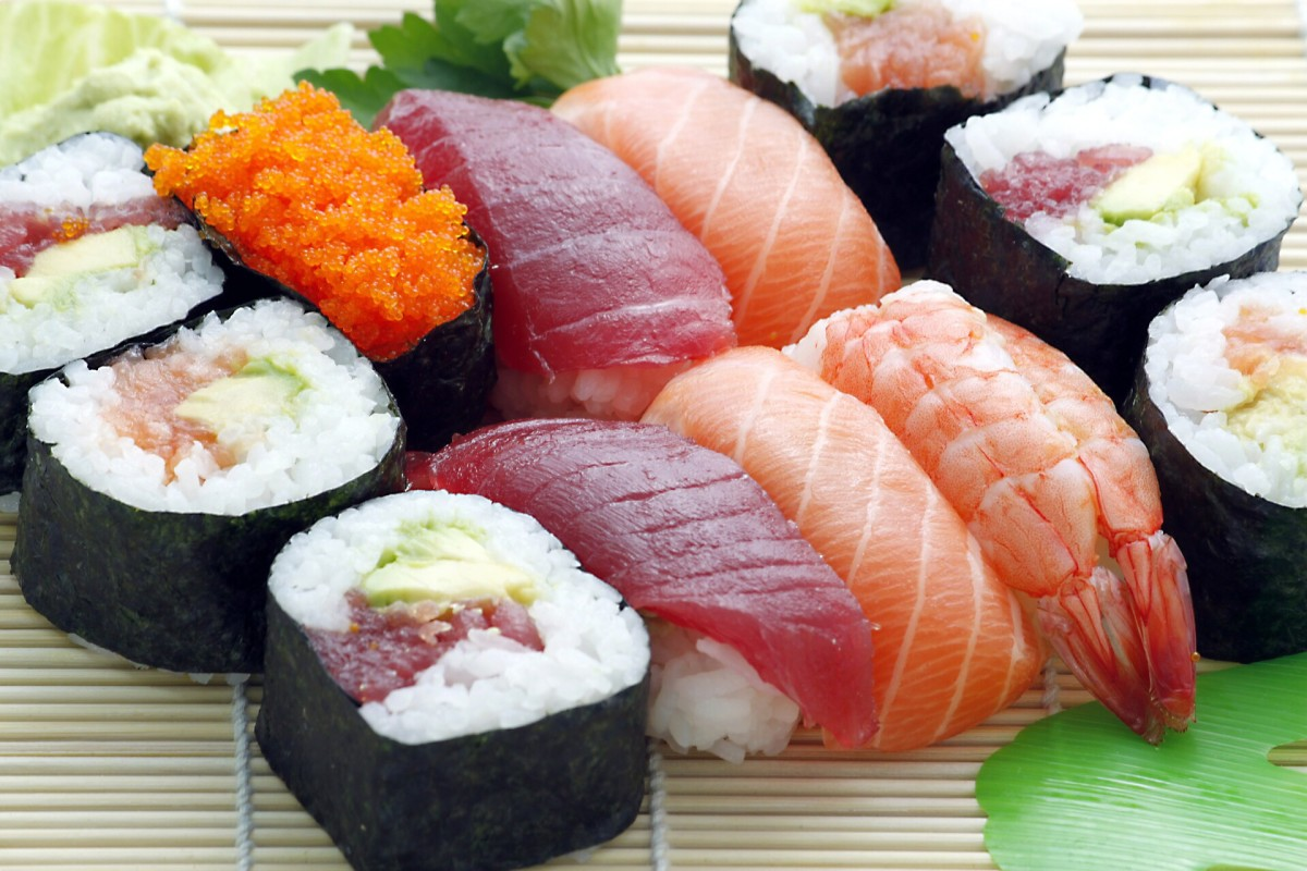 Fish and shellfish are a good source of protein for people who can't eat red meat.