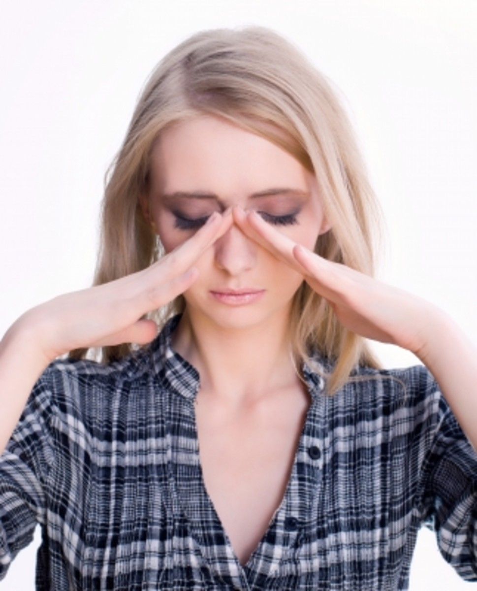 Sinus Headaches - Why You Get Them and How to Get Rid of Them for Good