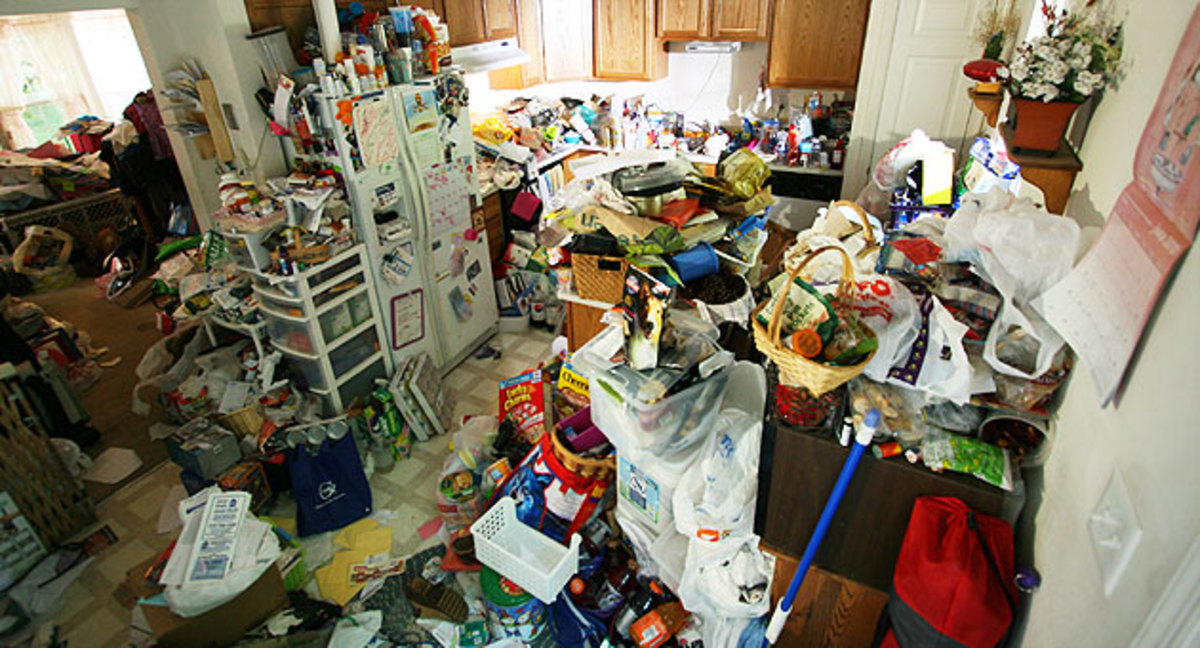Are Hoarders Actually Narcissists?