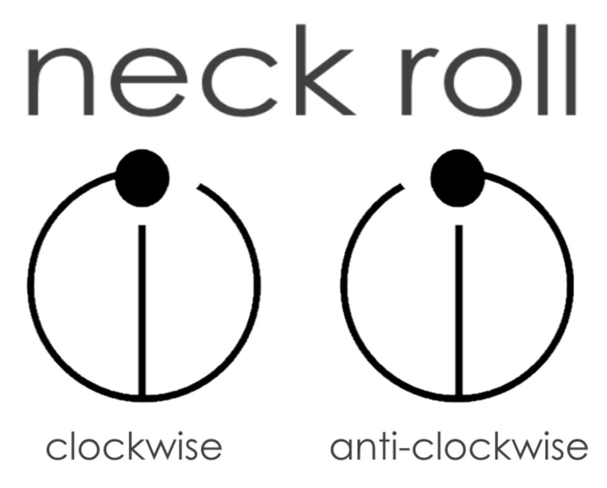 Neck rolls