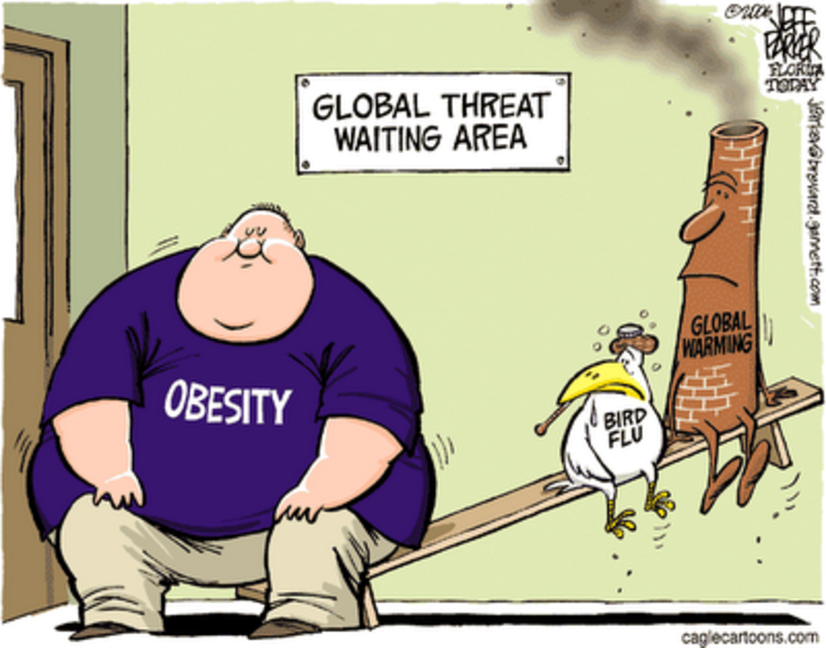 The Obesity Epidemic: Root Causes