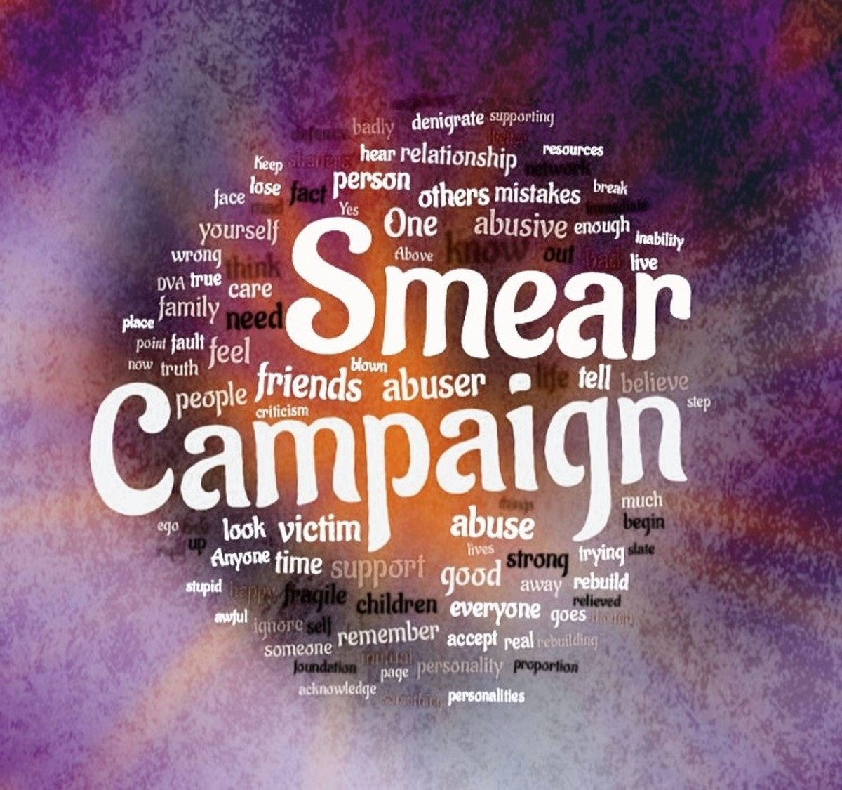 Narcissists & Psychopaths: Surviving the Smear Campaign