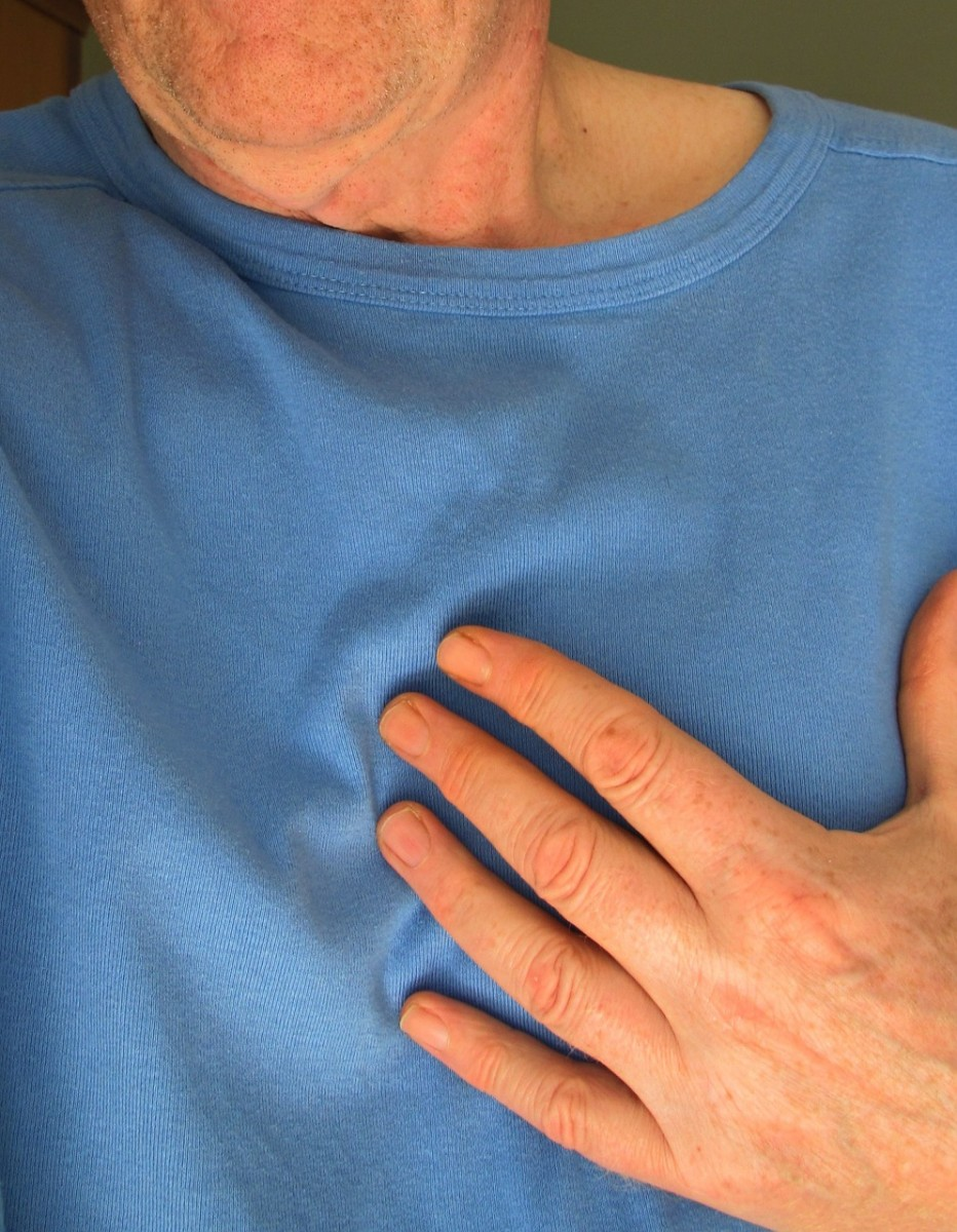 Do you have heart pain?