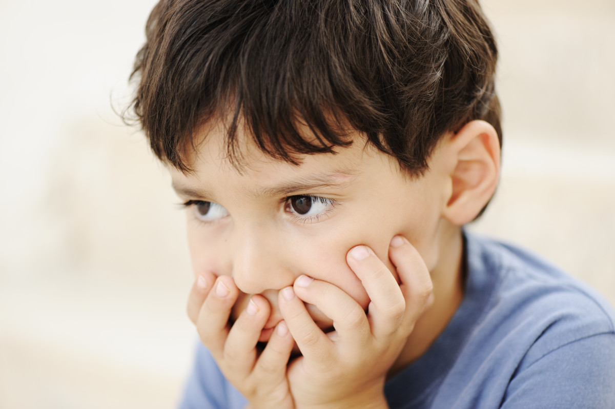 Children with autism spectrum disorder often don't interact with peers.