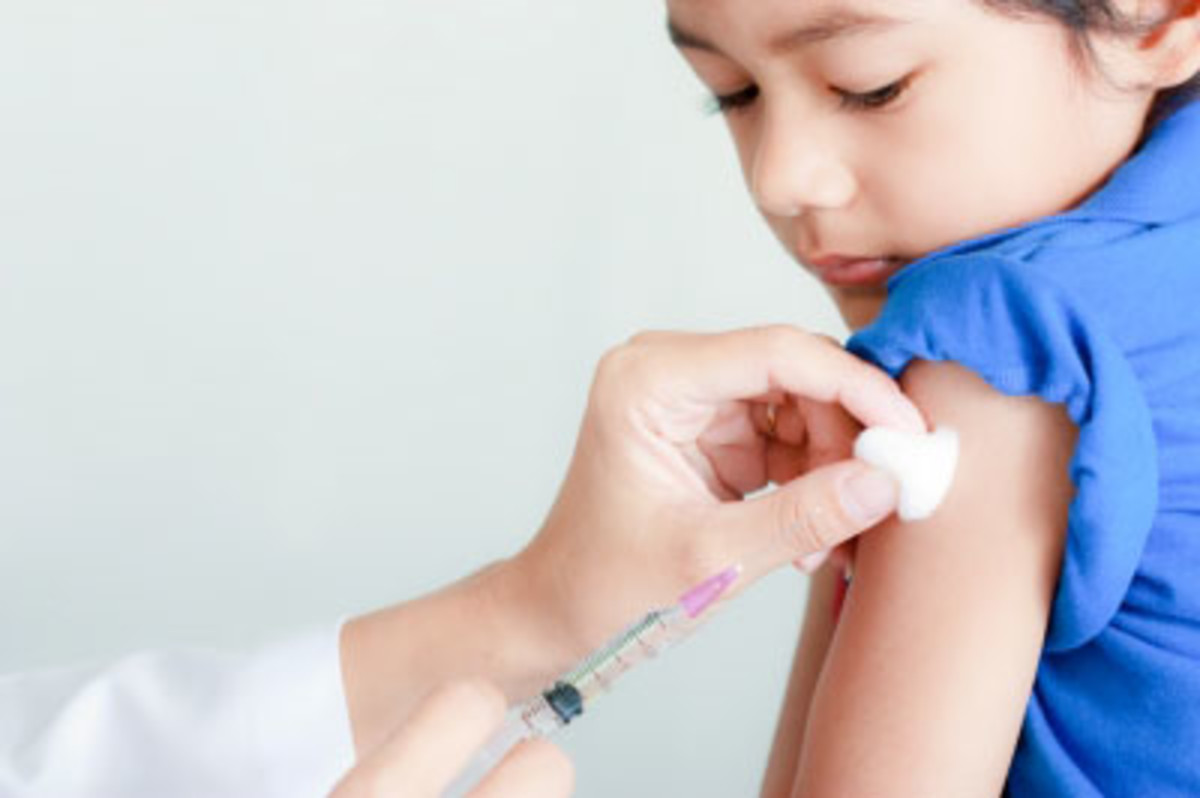 Getting the annual flu vaccination is the best way to avoid getting the flu