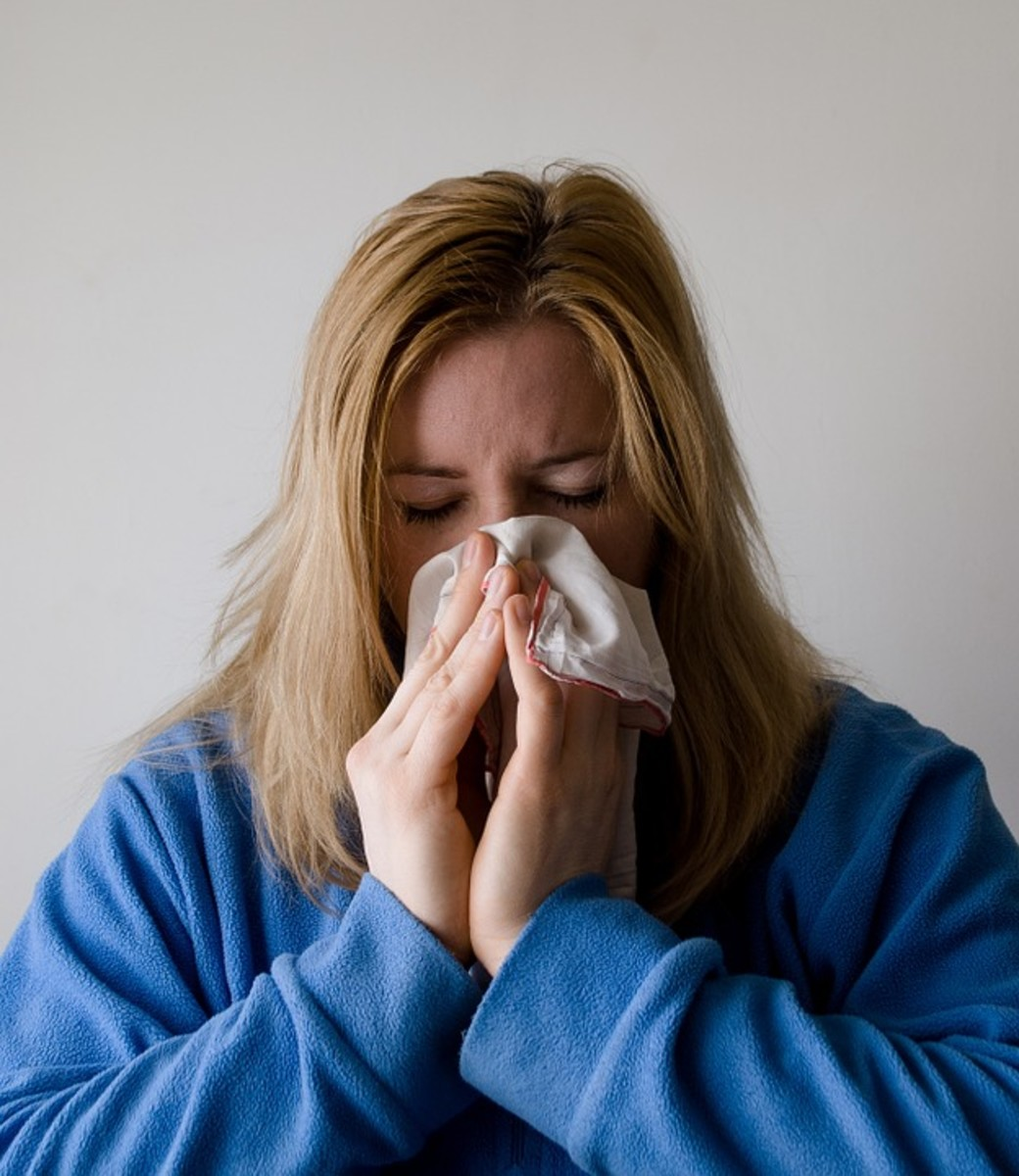 Differences Between Allergies, Colds, and the Flu