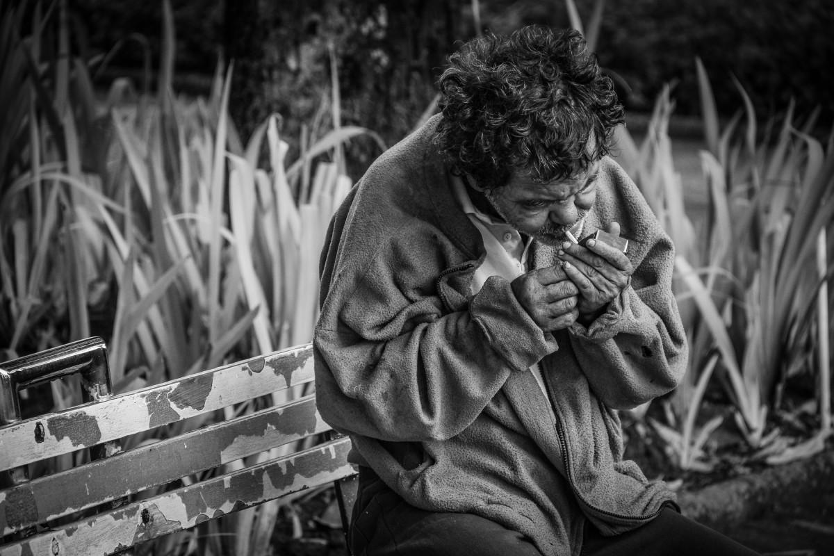 Addiction often leads to isolation