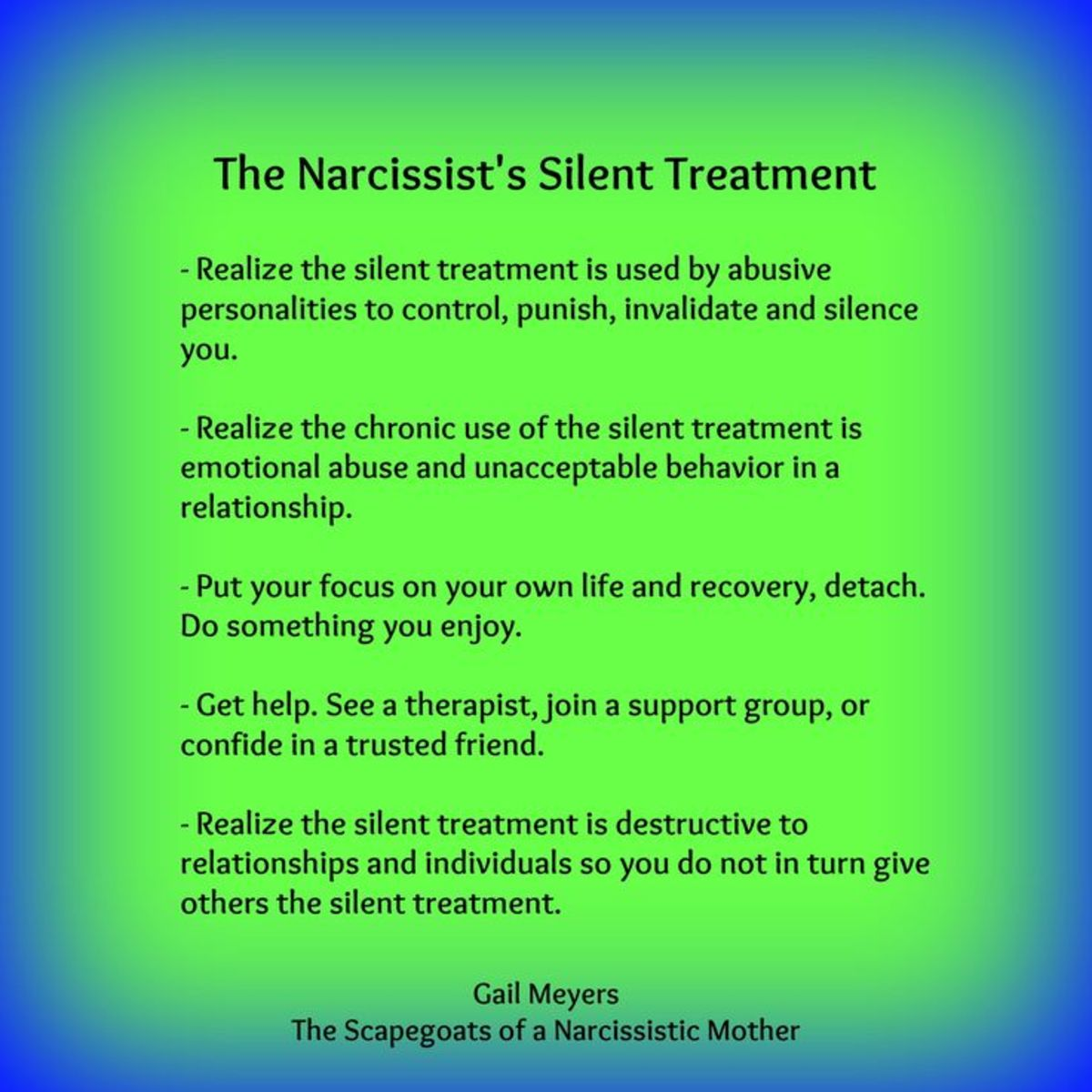 Psychological effects of the silent treatment