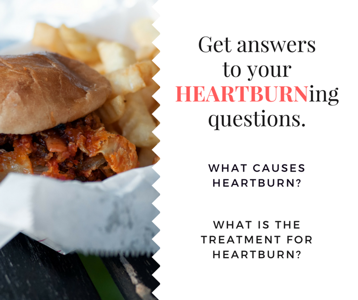 What Is the Treatment for Heartburn?