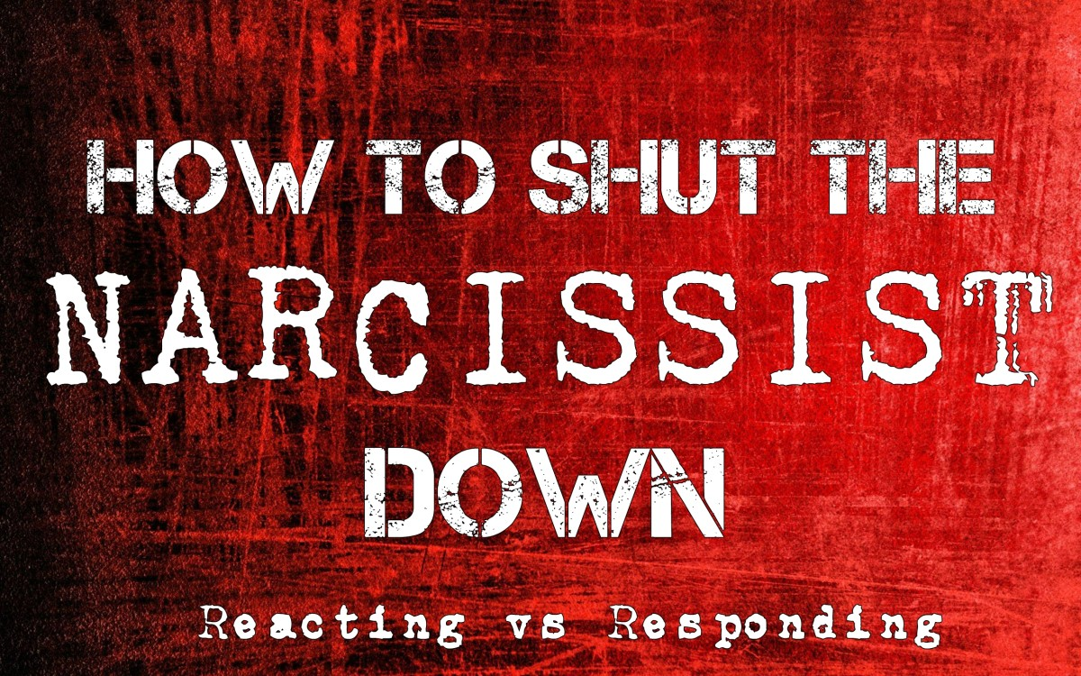How to Shut the Narcissist Down
