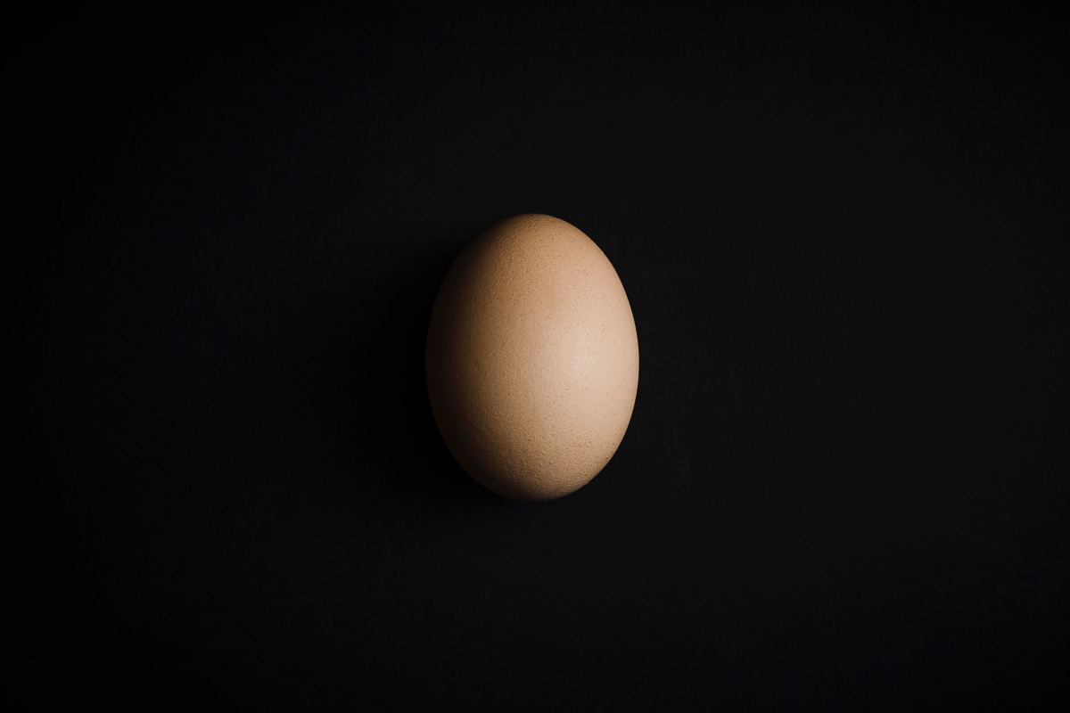 If your body doesn't release eggs it doesn't ovulate and if it doesn't ovulate, you're not going to get a period.