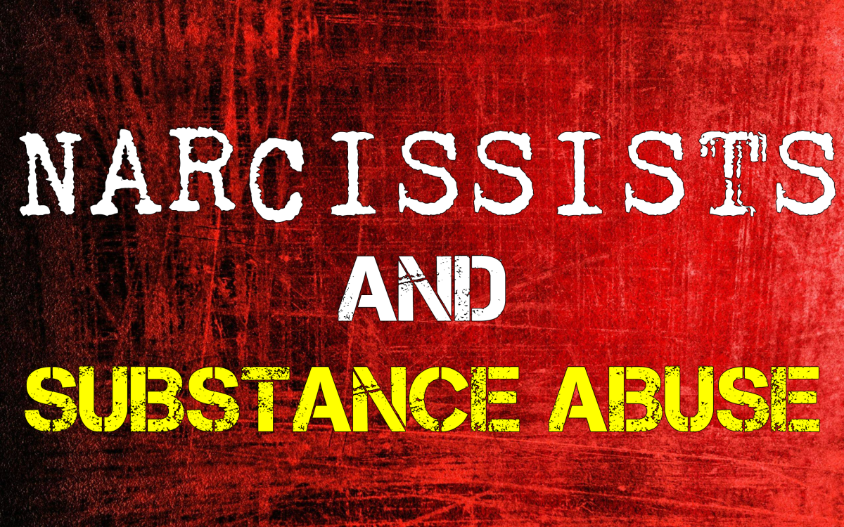 Narcissists & Substance Abuse