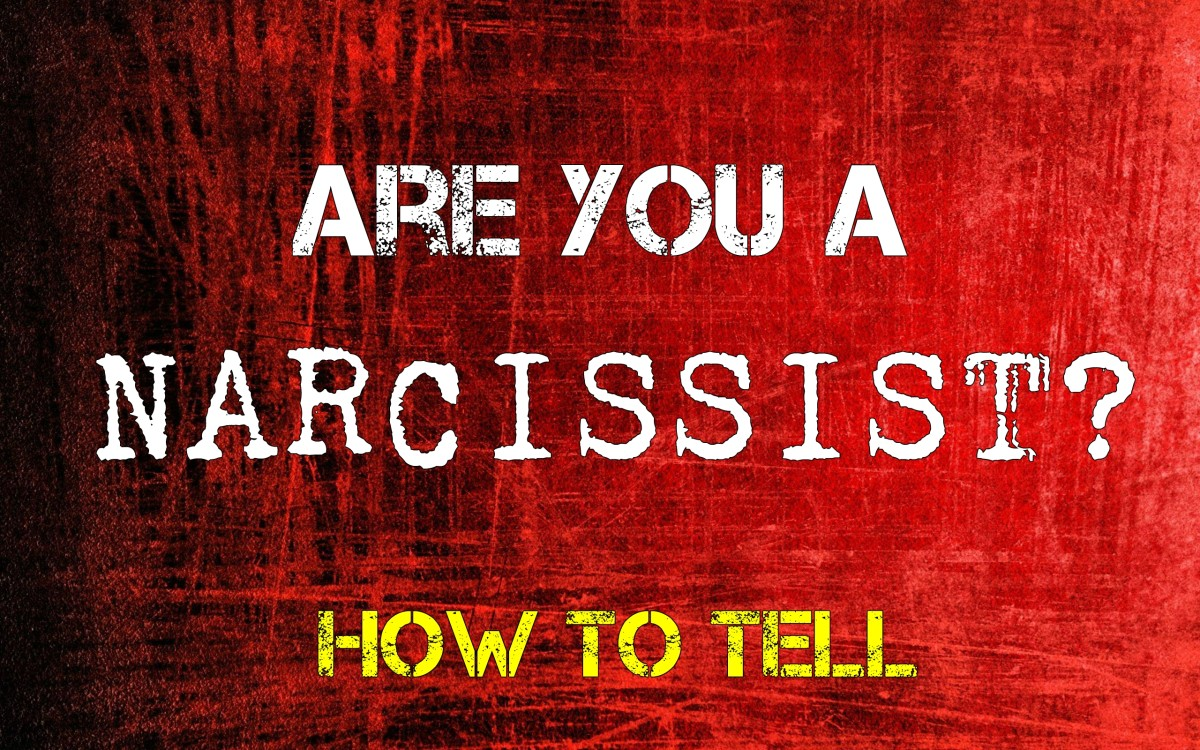 Are You a Narcissist? How to Tell