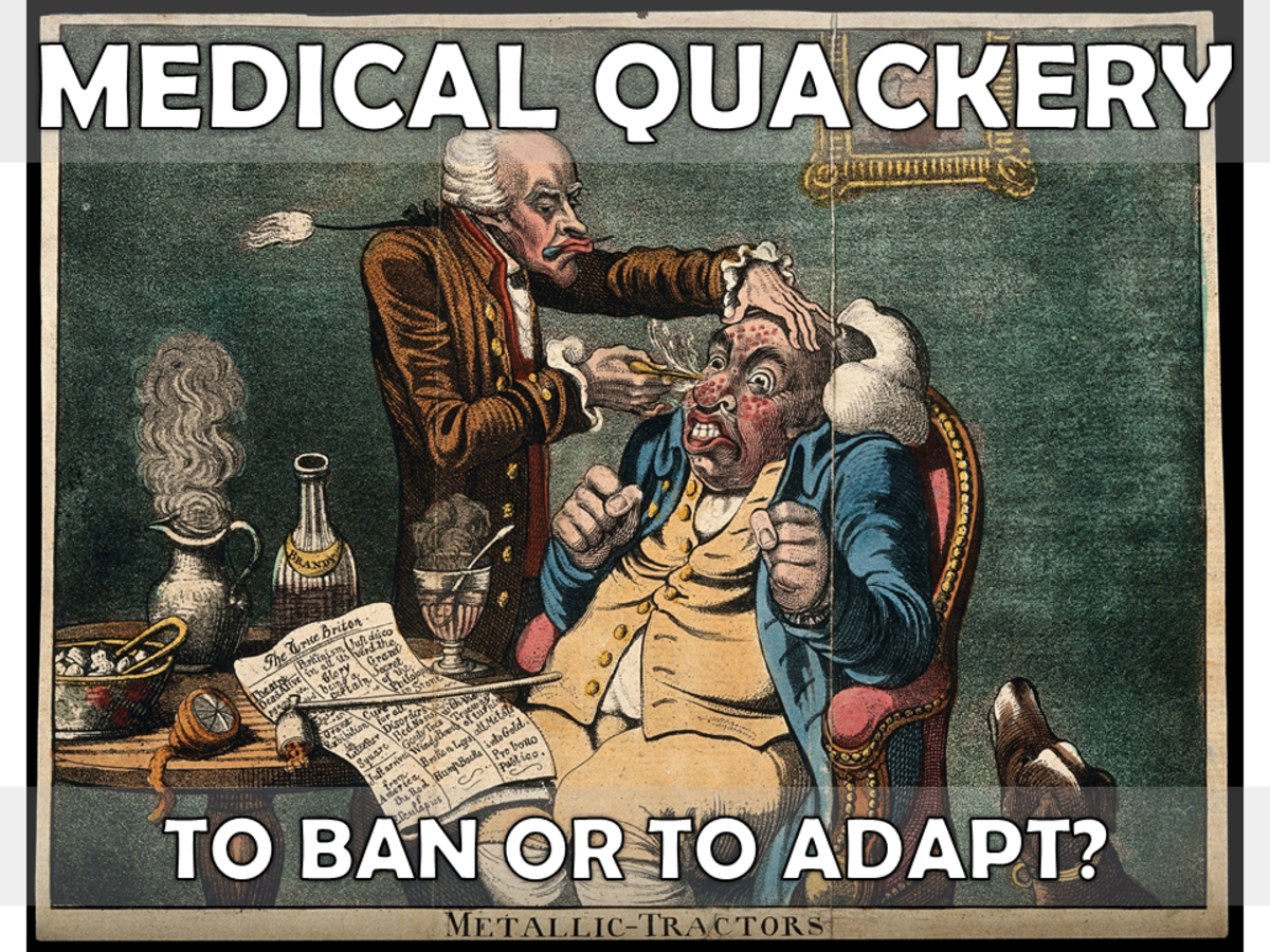 Medical Quackery: To Ban or to Adapt?