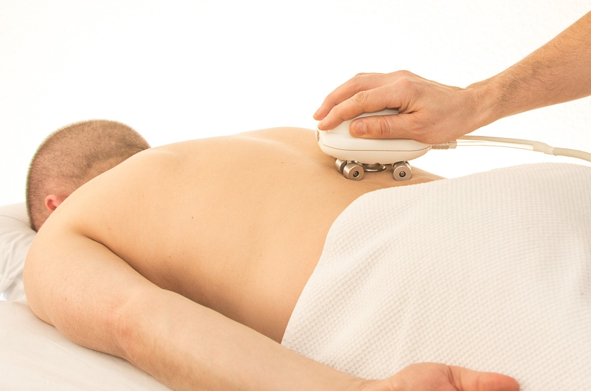There are a variety of methods to help deal with back pain.