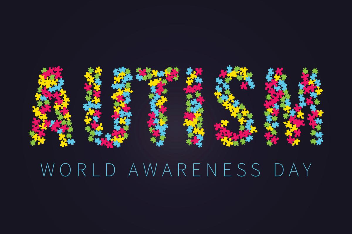 #WorldAutismAwarenessDay:  Are You Wearing Blue?
