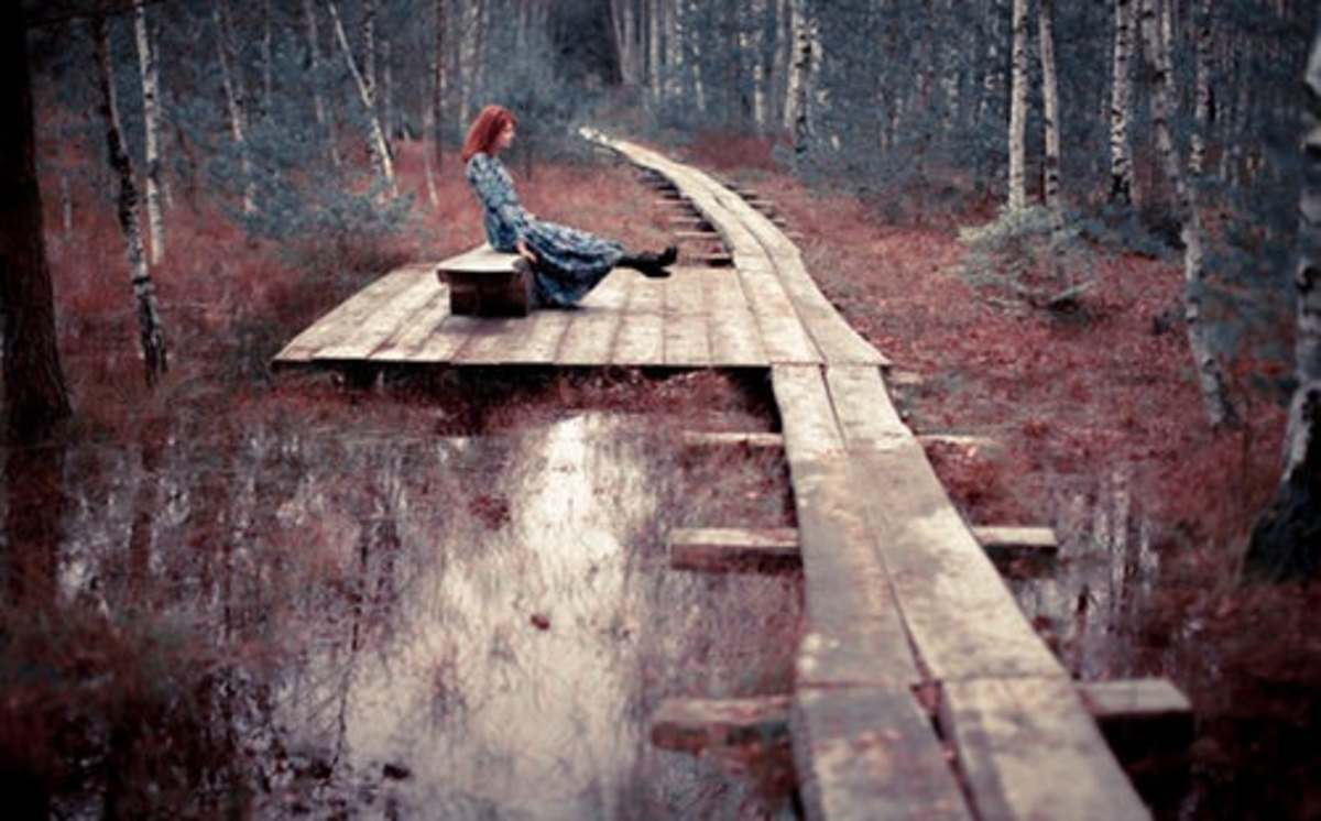 Some Choose a Recovery Path Less Traveled
