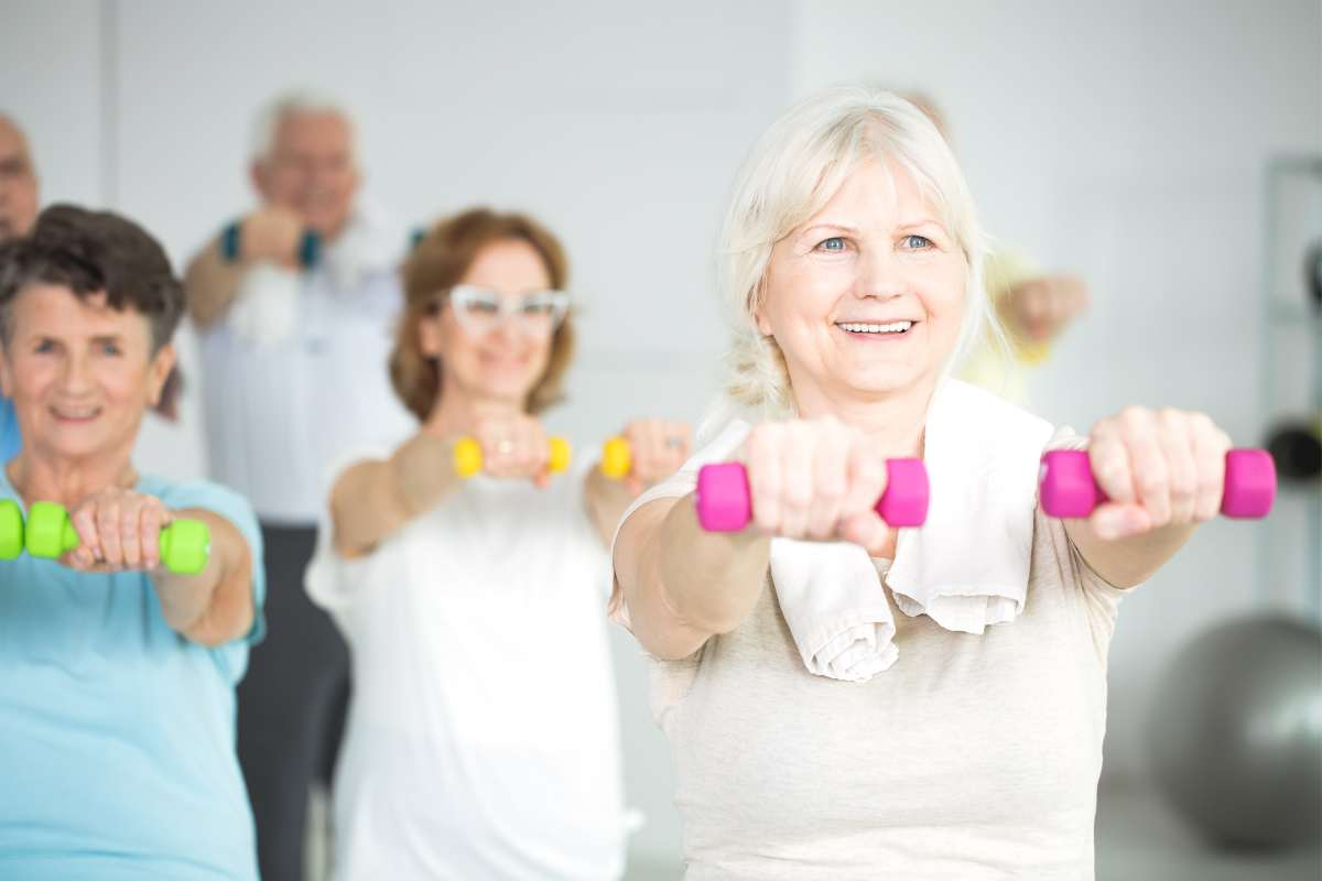 Gentle activity can actually help your joints age healthily.