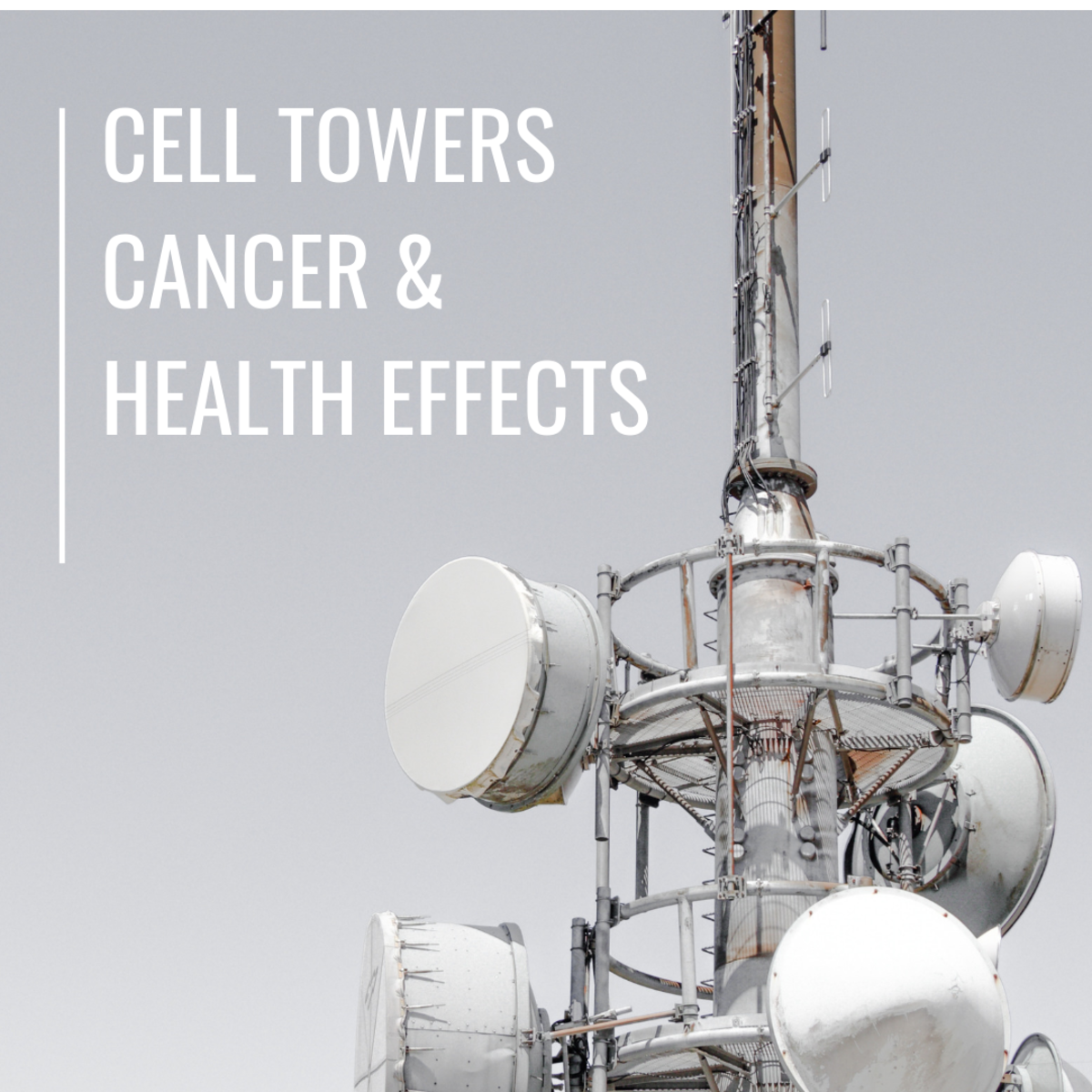 Do you live near a cell phone tower? Are you concerned about radiation?