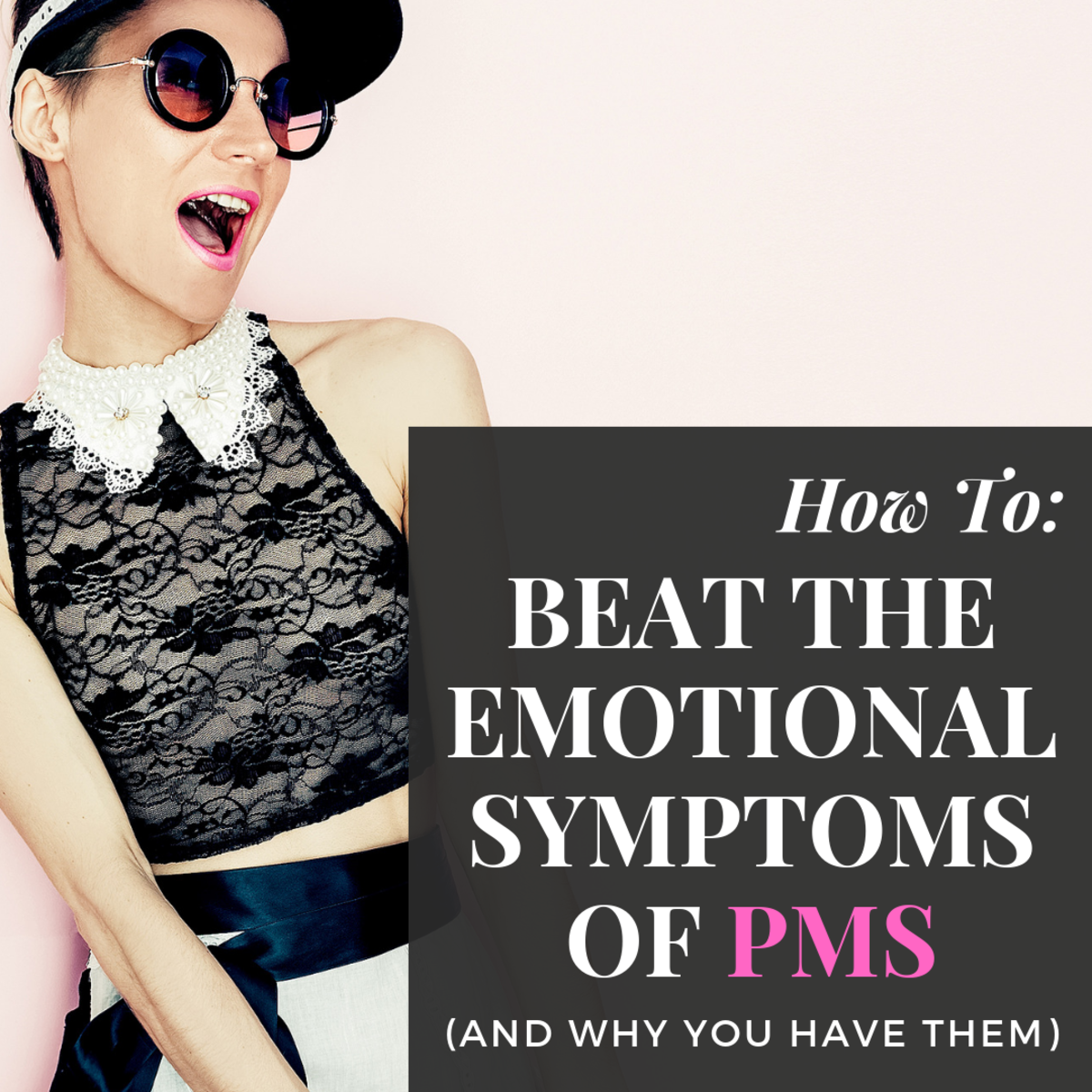 PMS can cause a variety of unpleasant emotional symptoms. Here's everything you need to know about why PMS can make you miserable and what you can do about it!