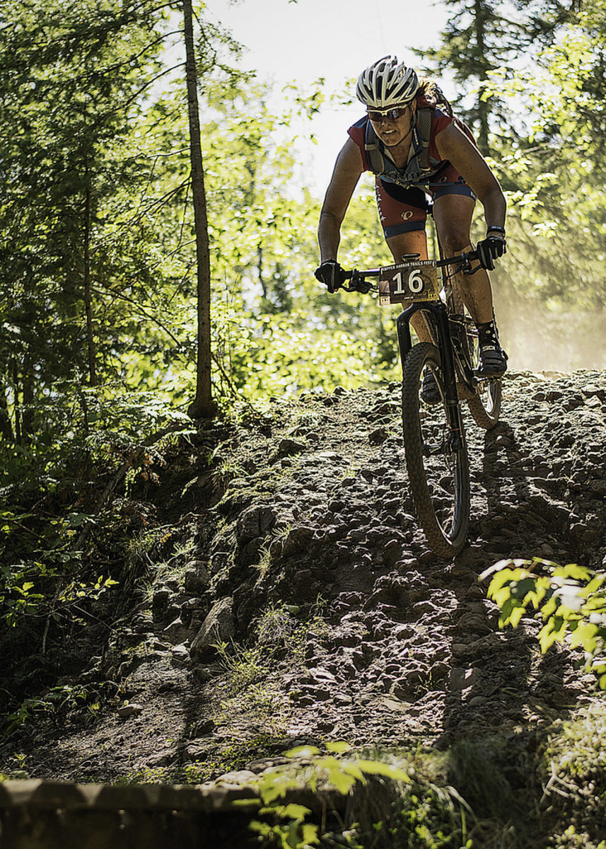 Mountain biking may be the adrenaline surge you need to escape your substance.