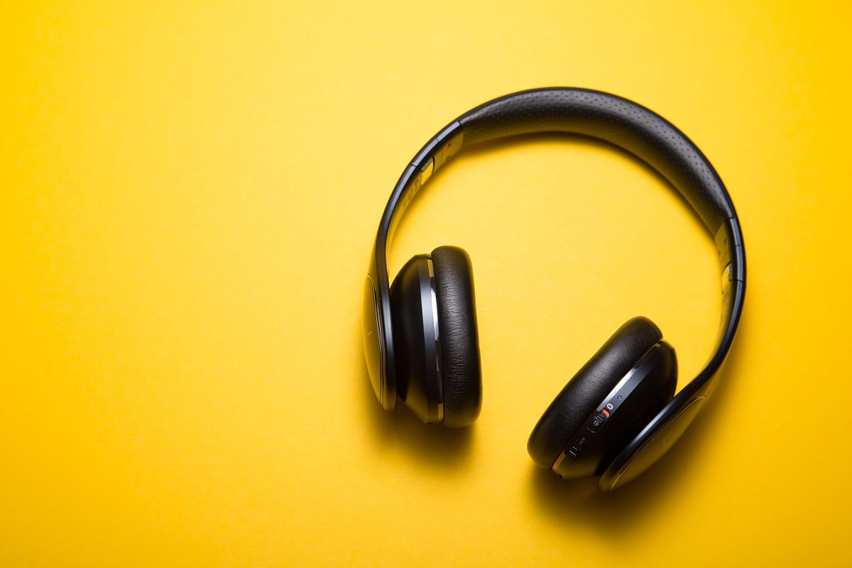 Relaxing music can calm your nerves.