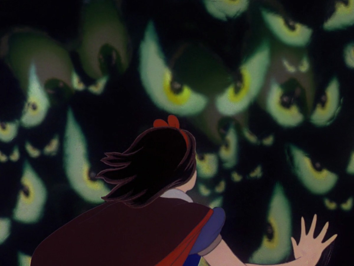 The Forest Through the Trees: Anxiety and Trauma in Disney's Snow White