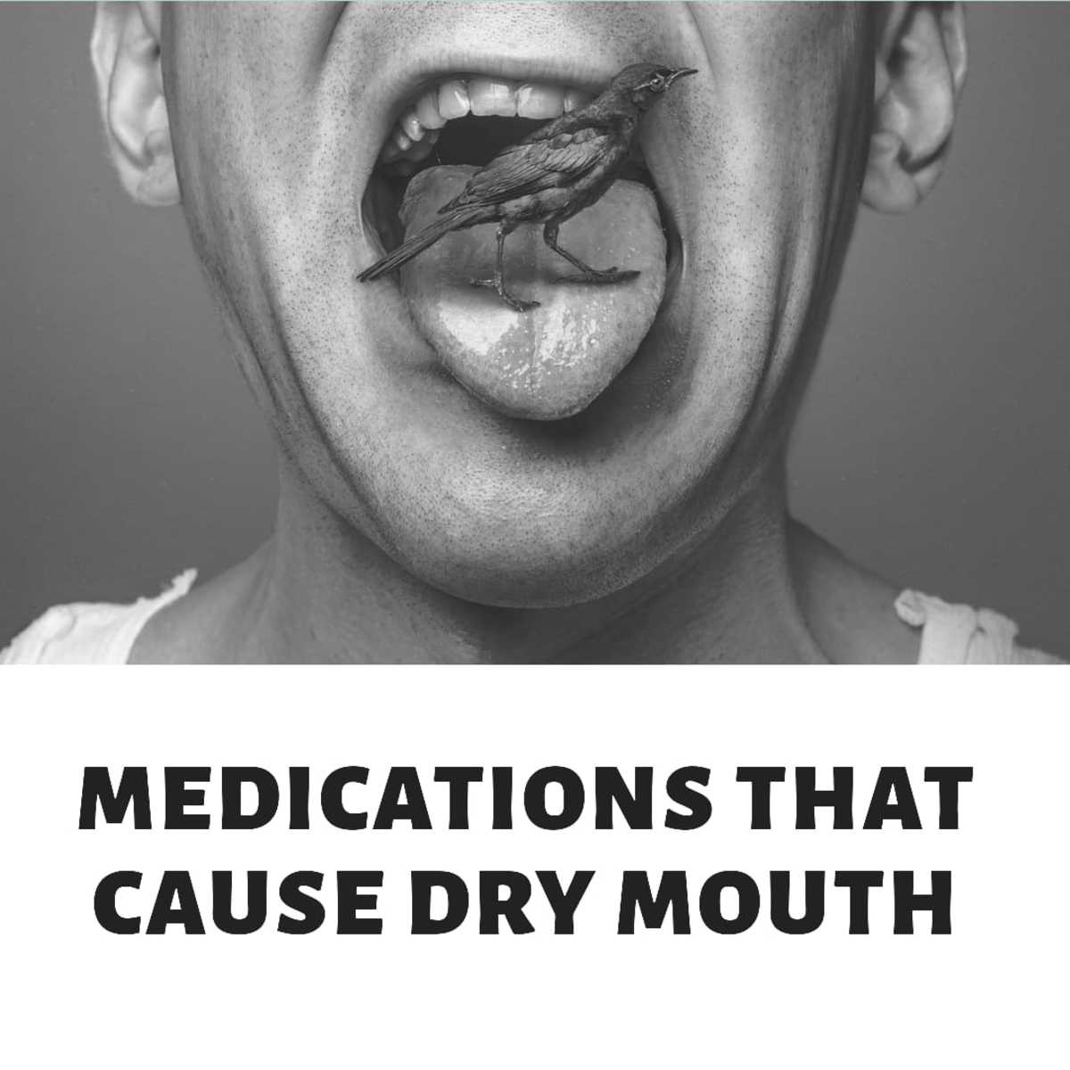 Medications That Cause Dry Mouth