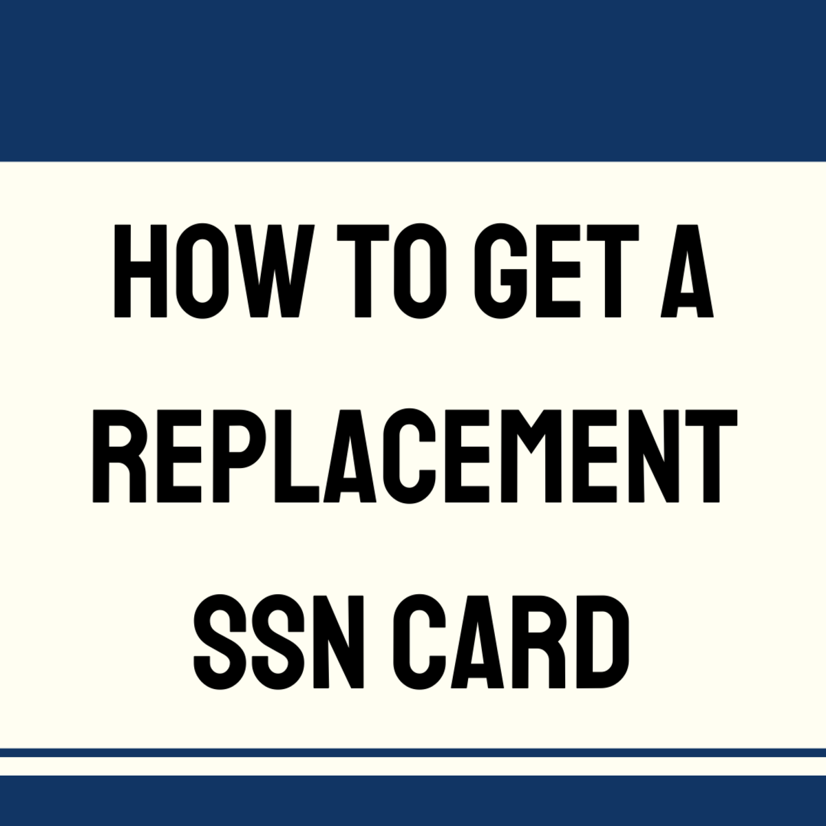 How to Replace a Lost or Stolen Social Security Card
