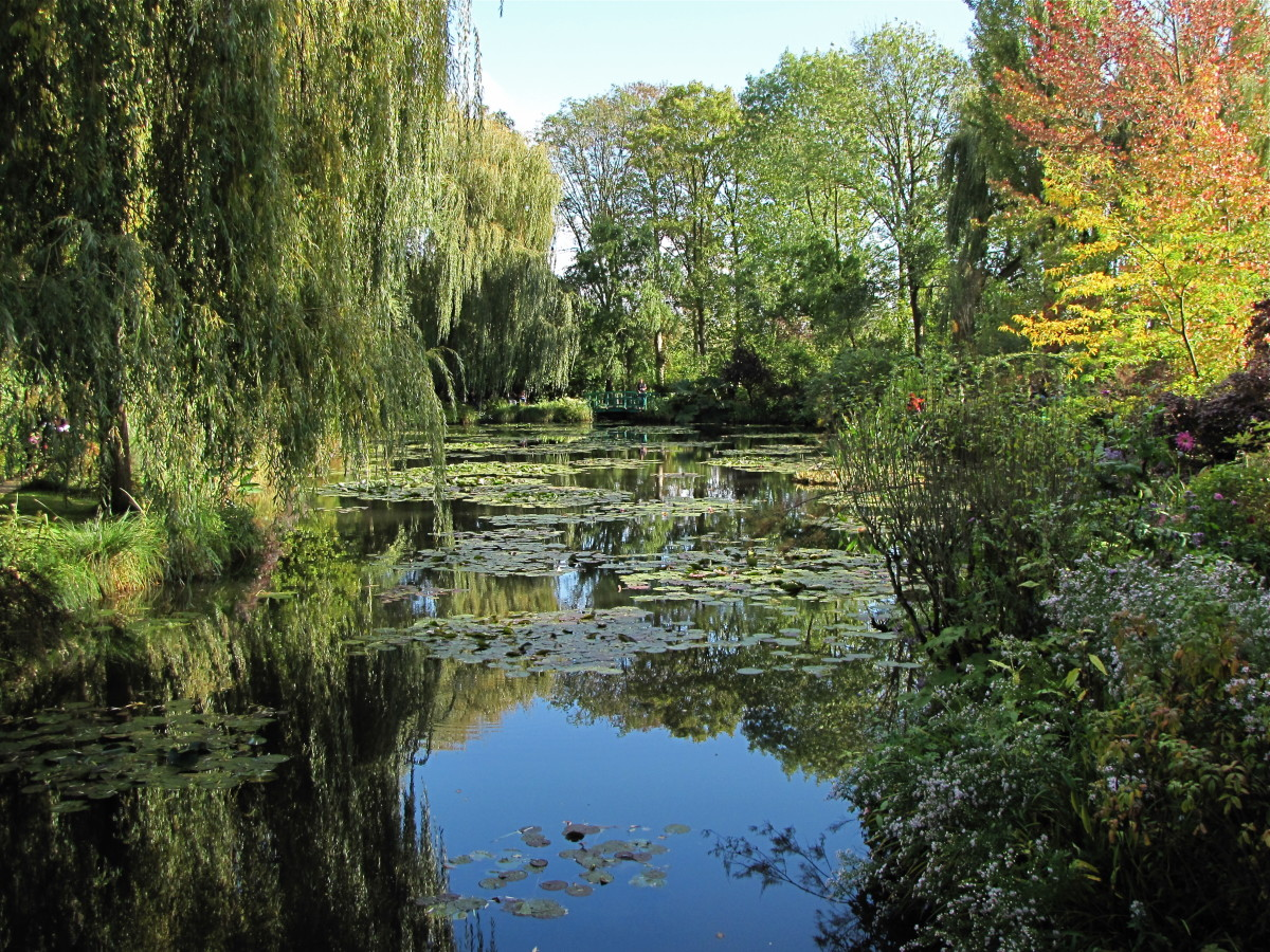 Paris Day Trip: Visiting Monet's Home and Gardens in Giverny