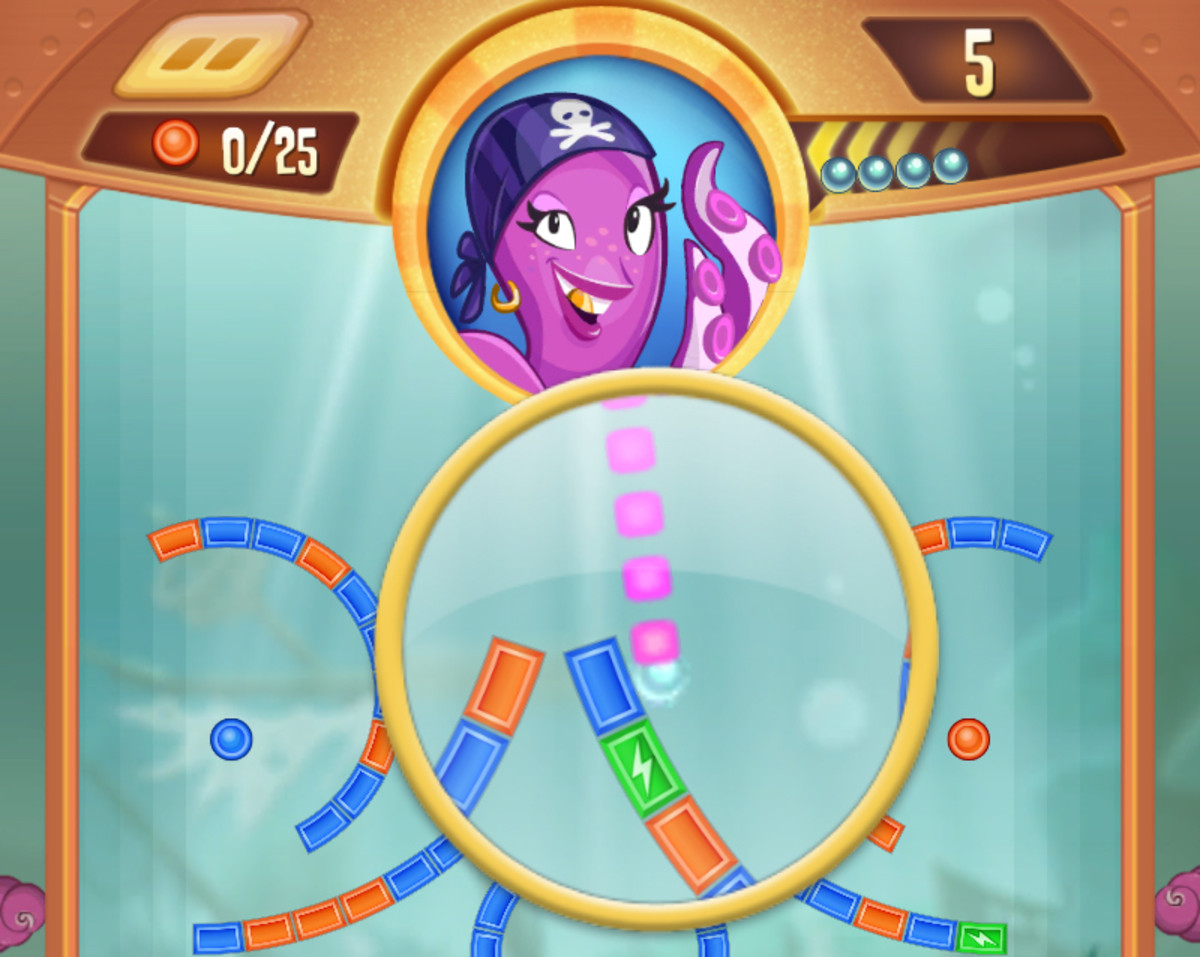 """Here's How to Hit a Super Slide in """"Peggle Blast."""""""