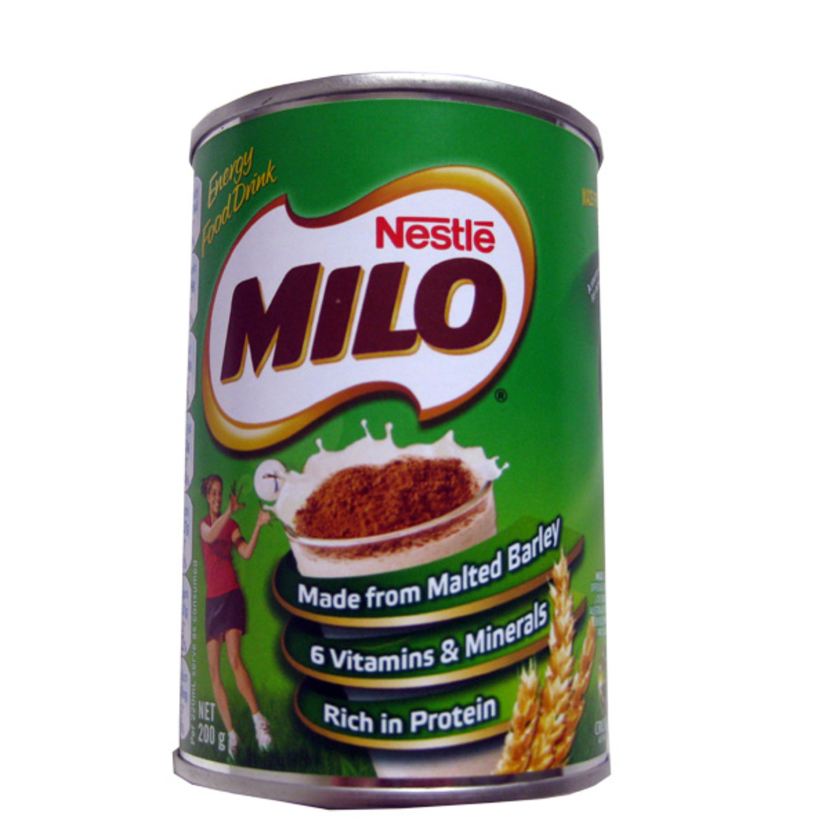 In my opinion, Milo is better than coffee or hot chocolate.