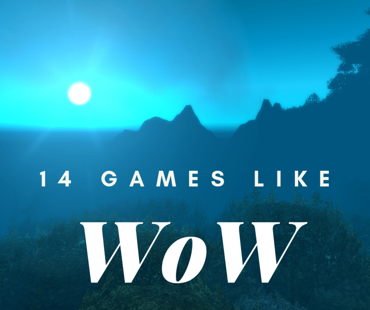 "Do you love the fantastical world of ""WoW""? Then you're going to love these 14 MMORPGs!"